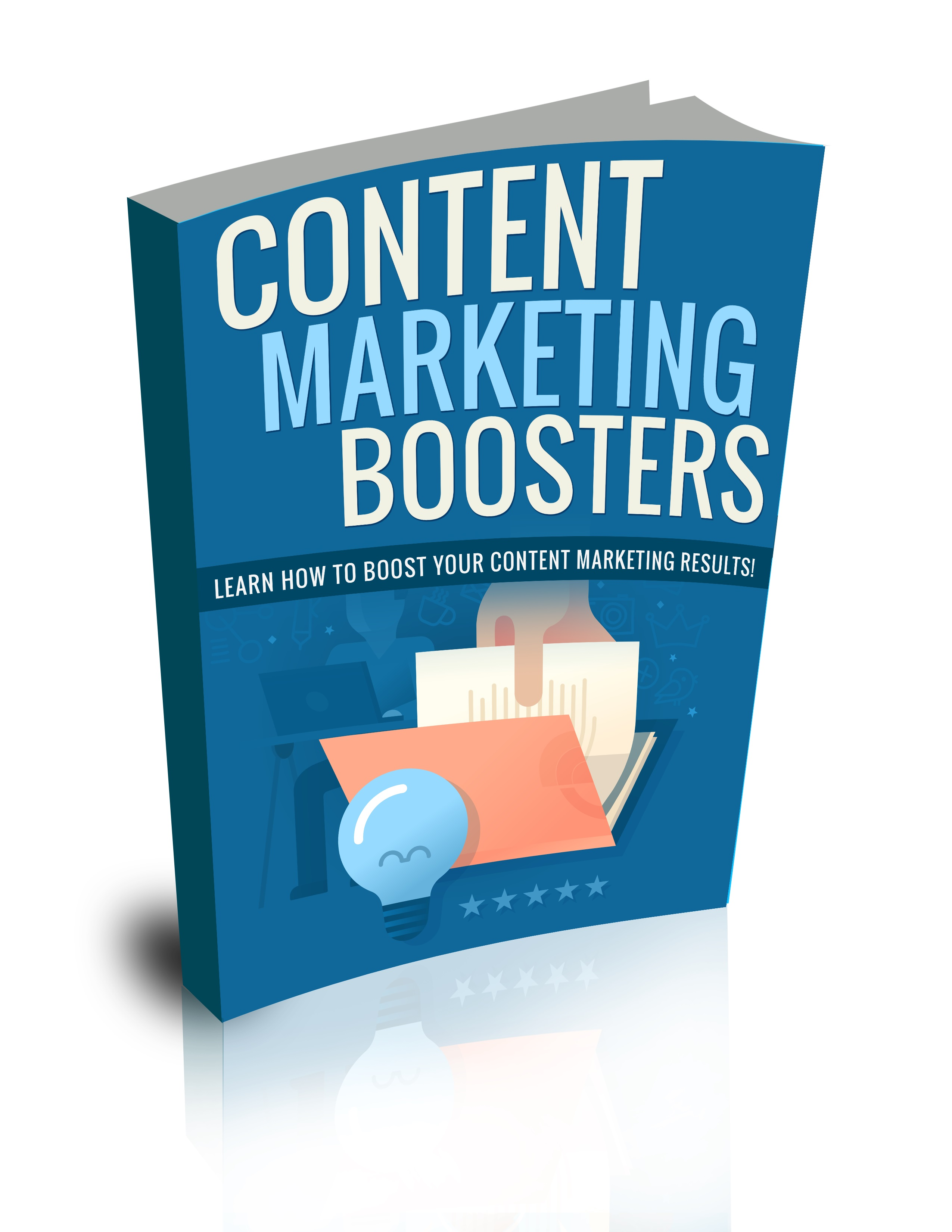 Content Marketing Boosters Package