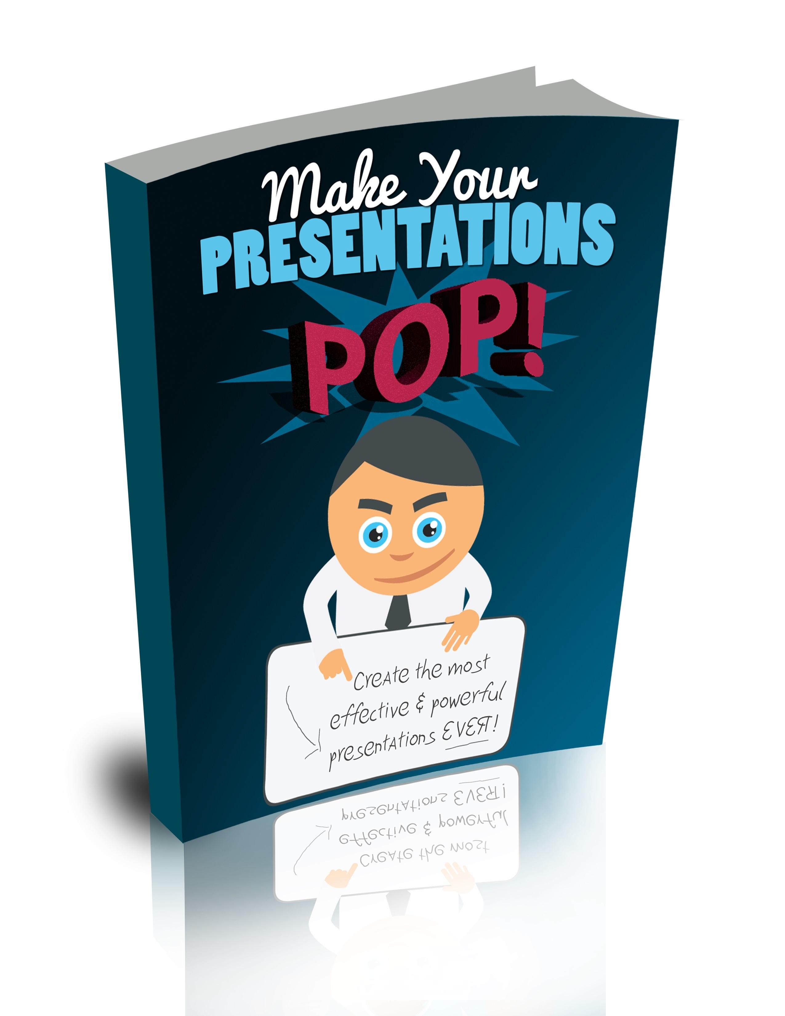 Make your Presentation Pop Package