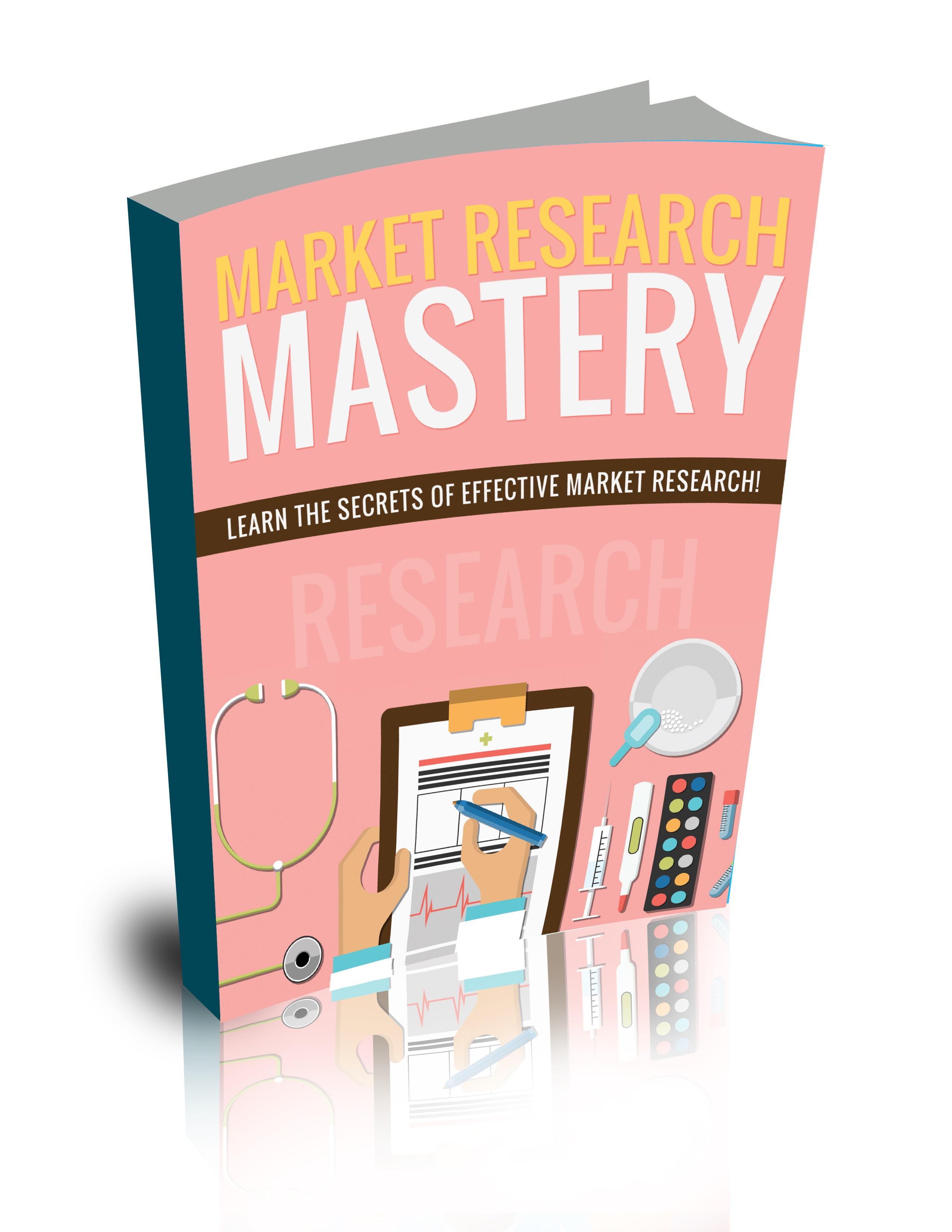 Market Research Mastery Package