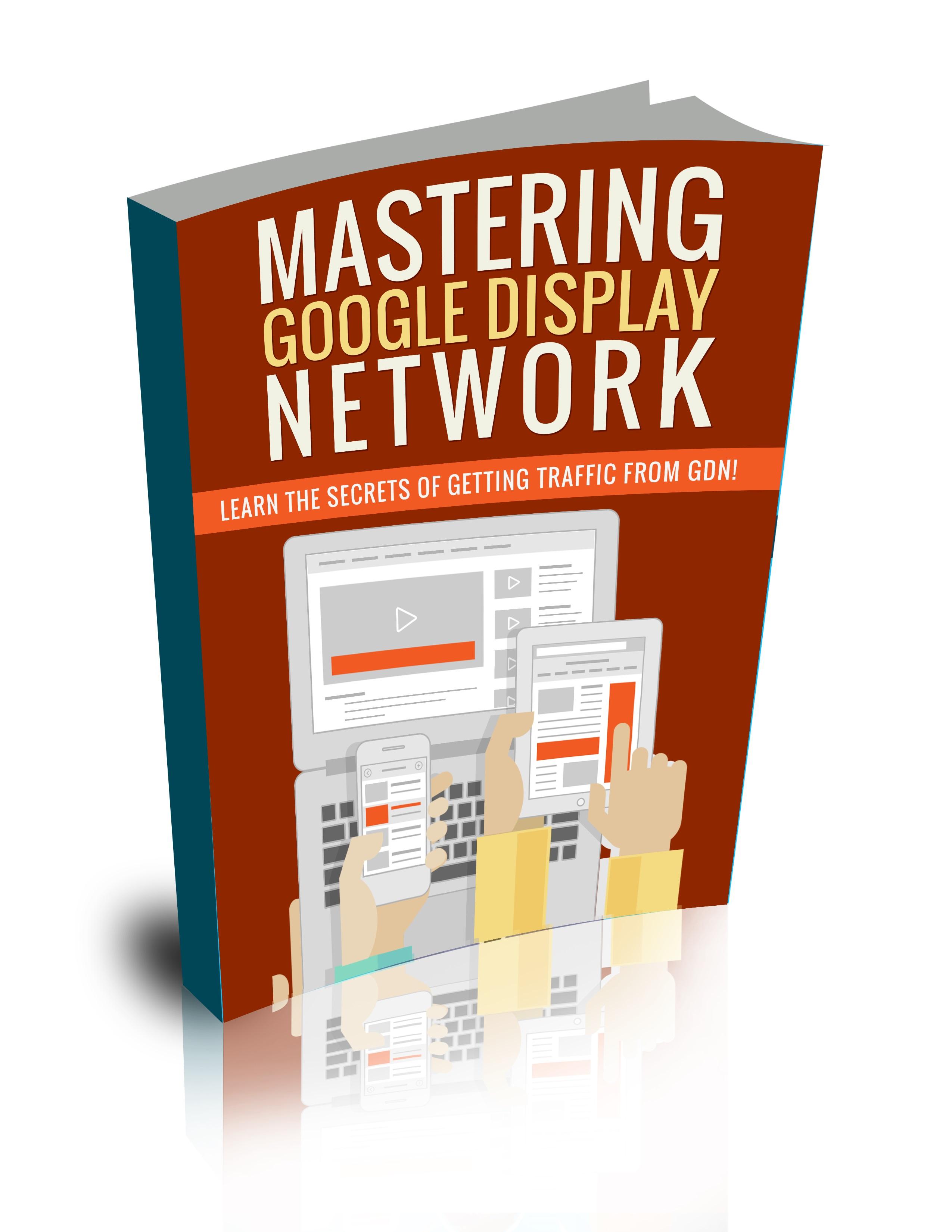 Mastering Google Display Network Package