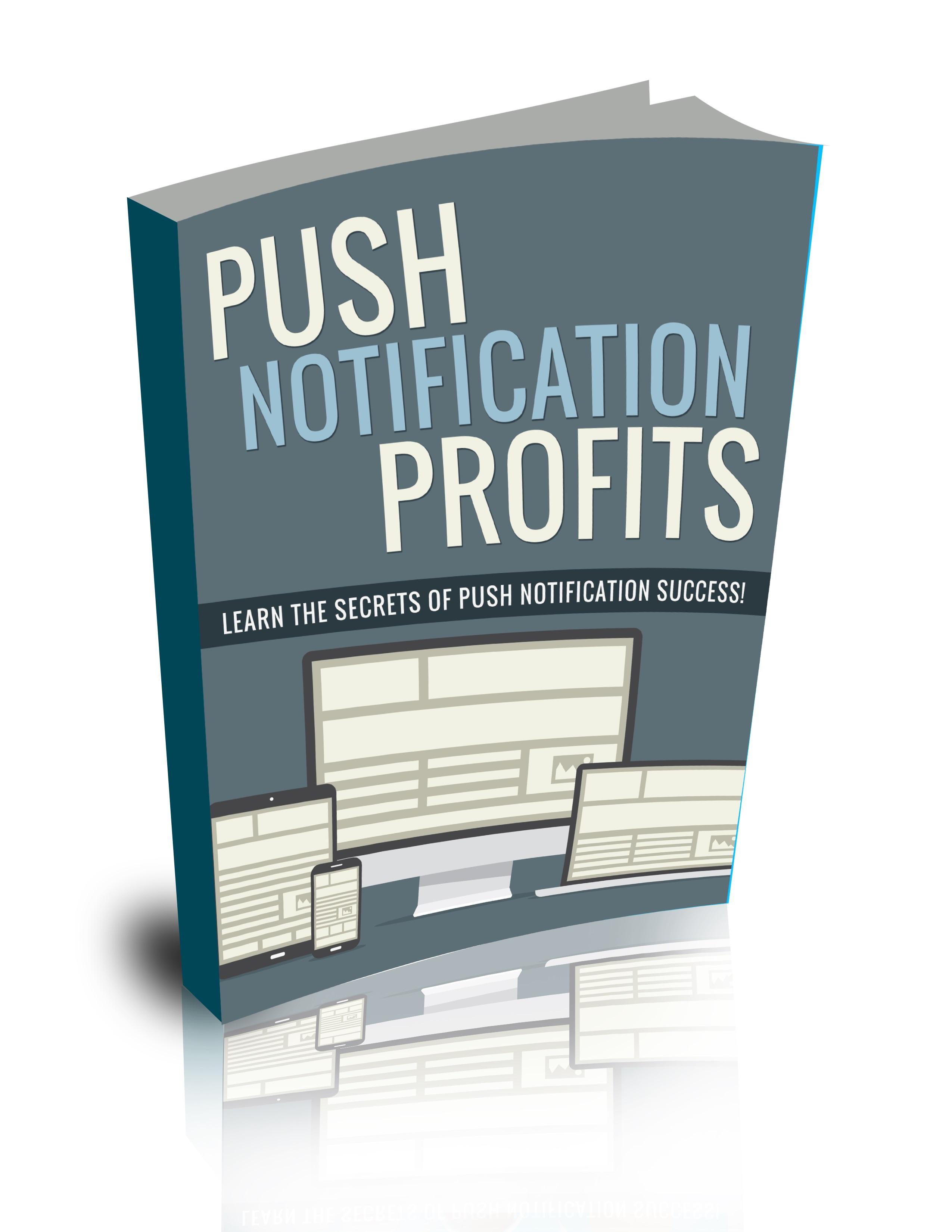 Push Notification Profits Package
