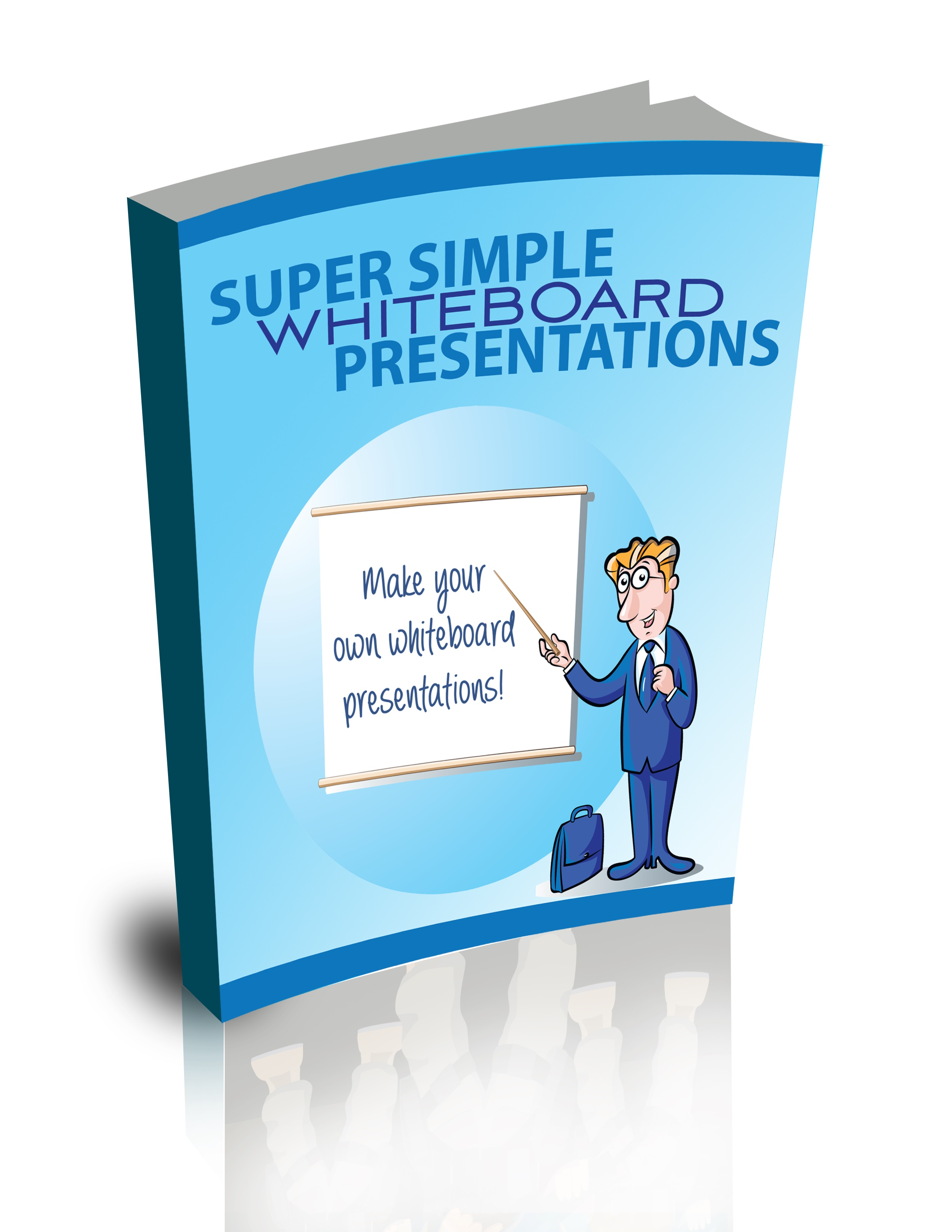 Super Simple Whiteboard Presentation Package