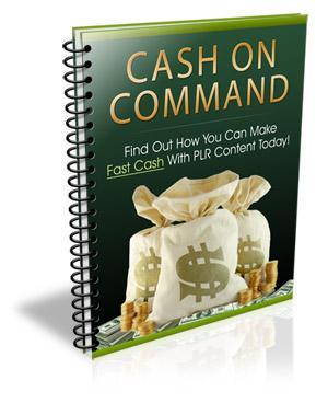 CashOnCommand