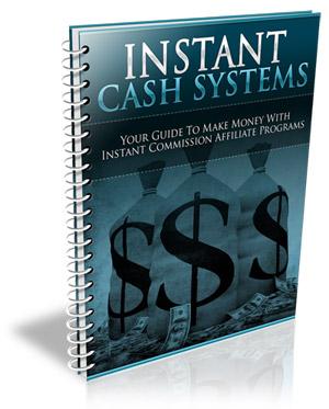 instant cash system
