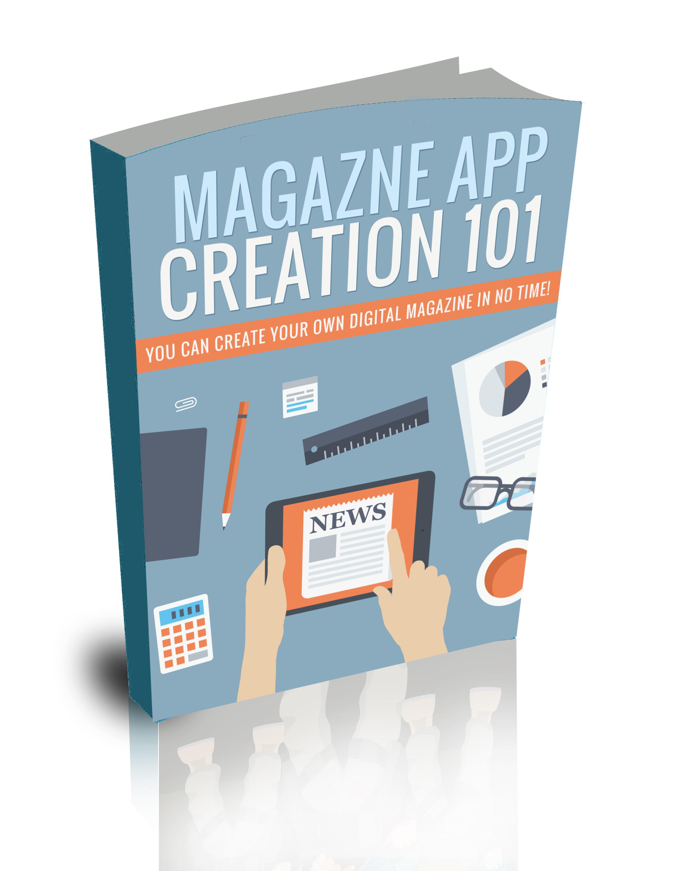 MagazineAppCreation