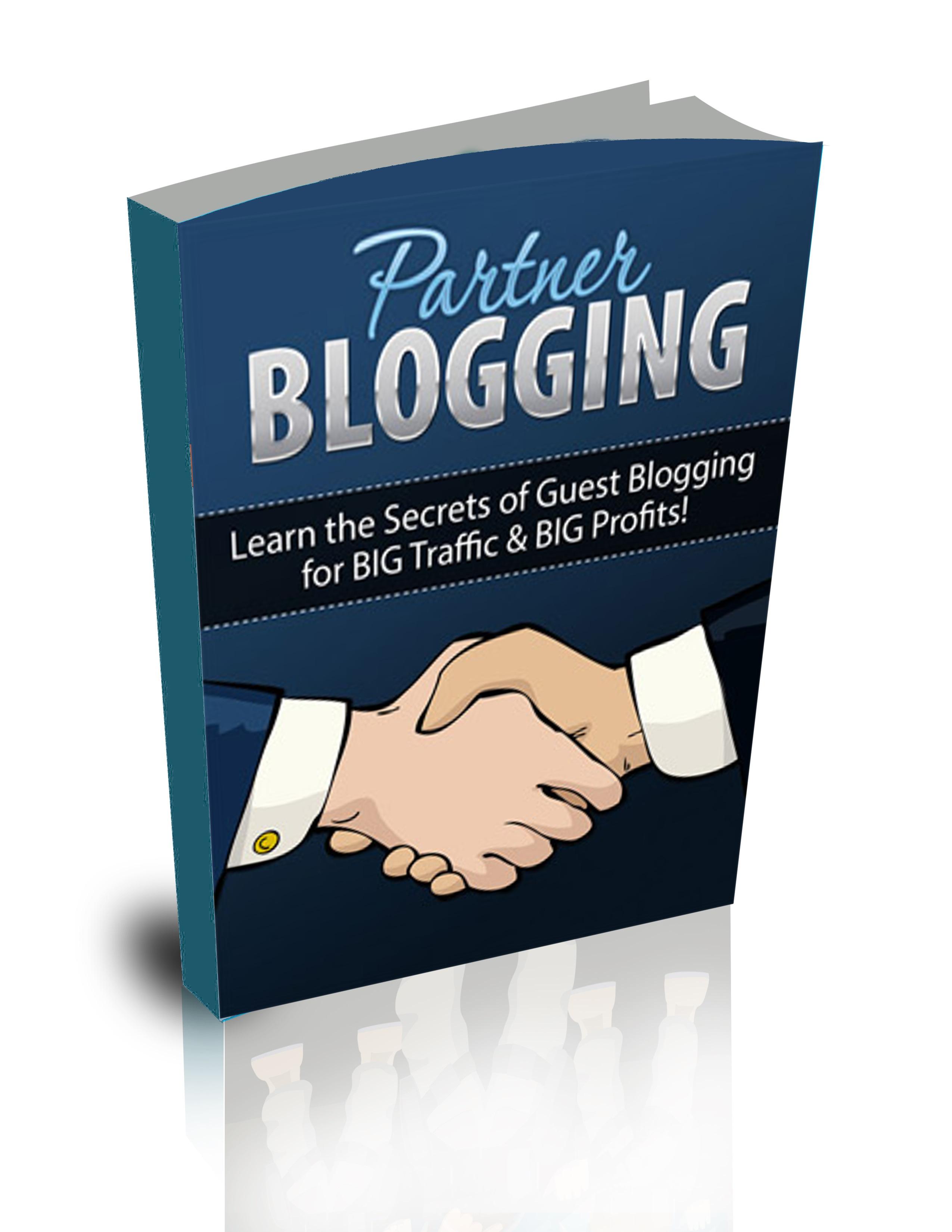 PartnerBlogging