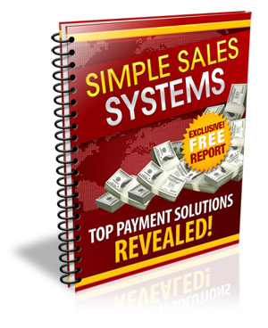SimpleSalesSystem