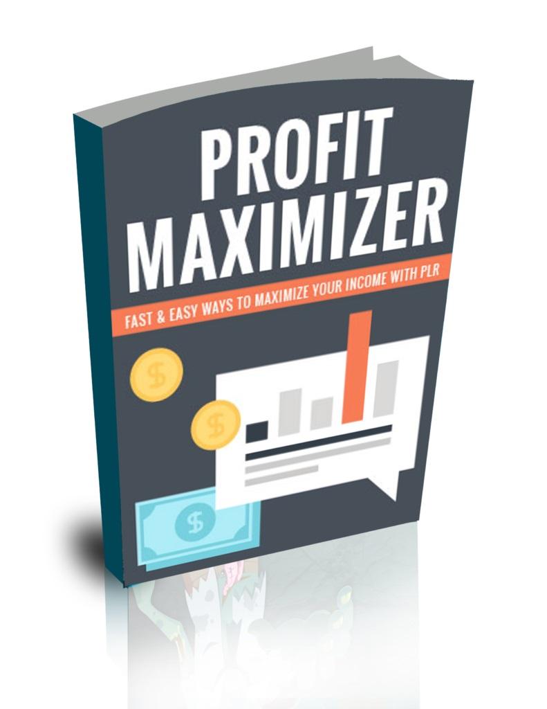 Profit Maximizer