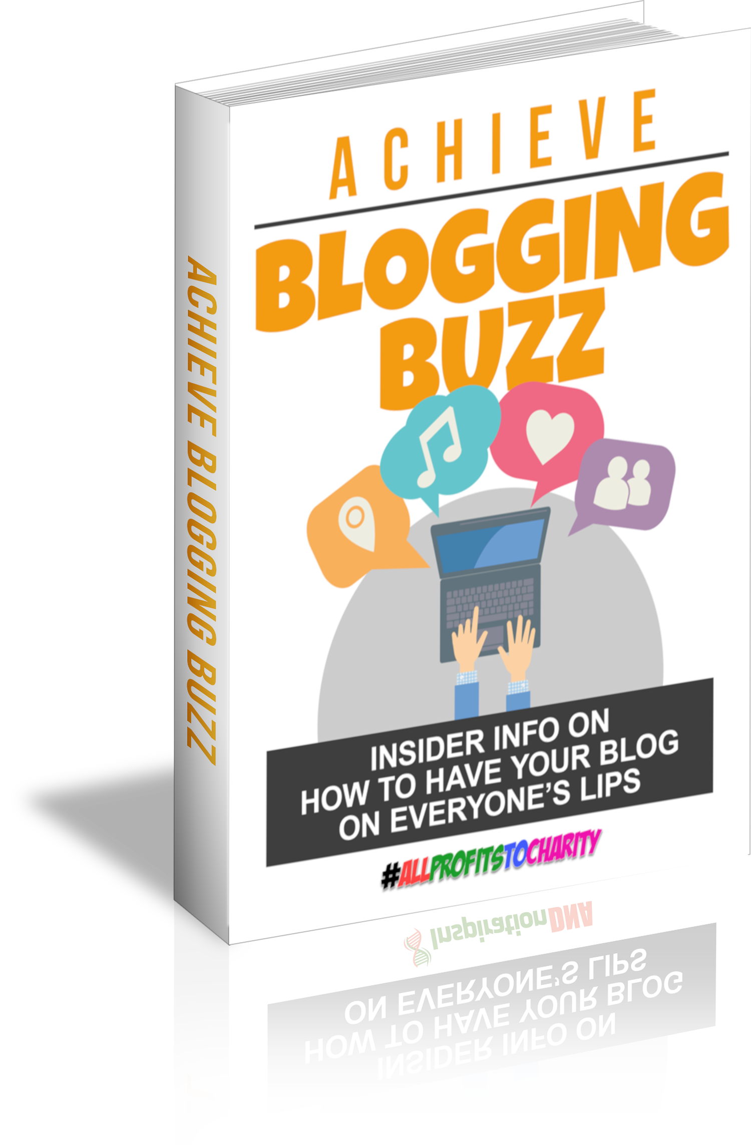Achieve Blogging Buzz cover