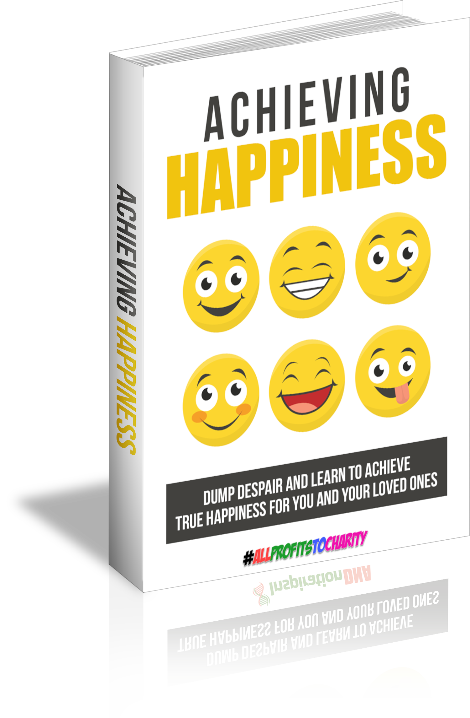 Achieving Happiness cover