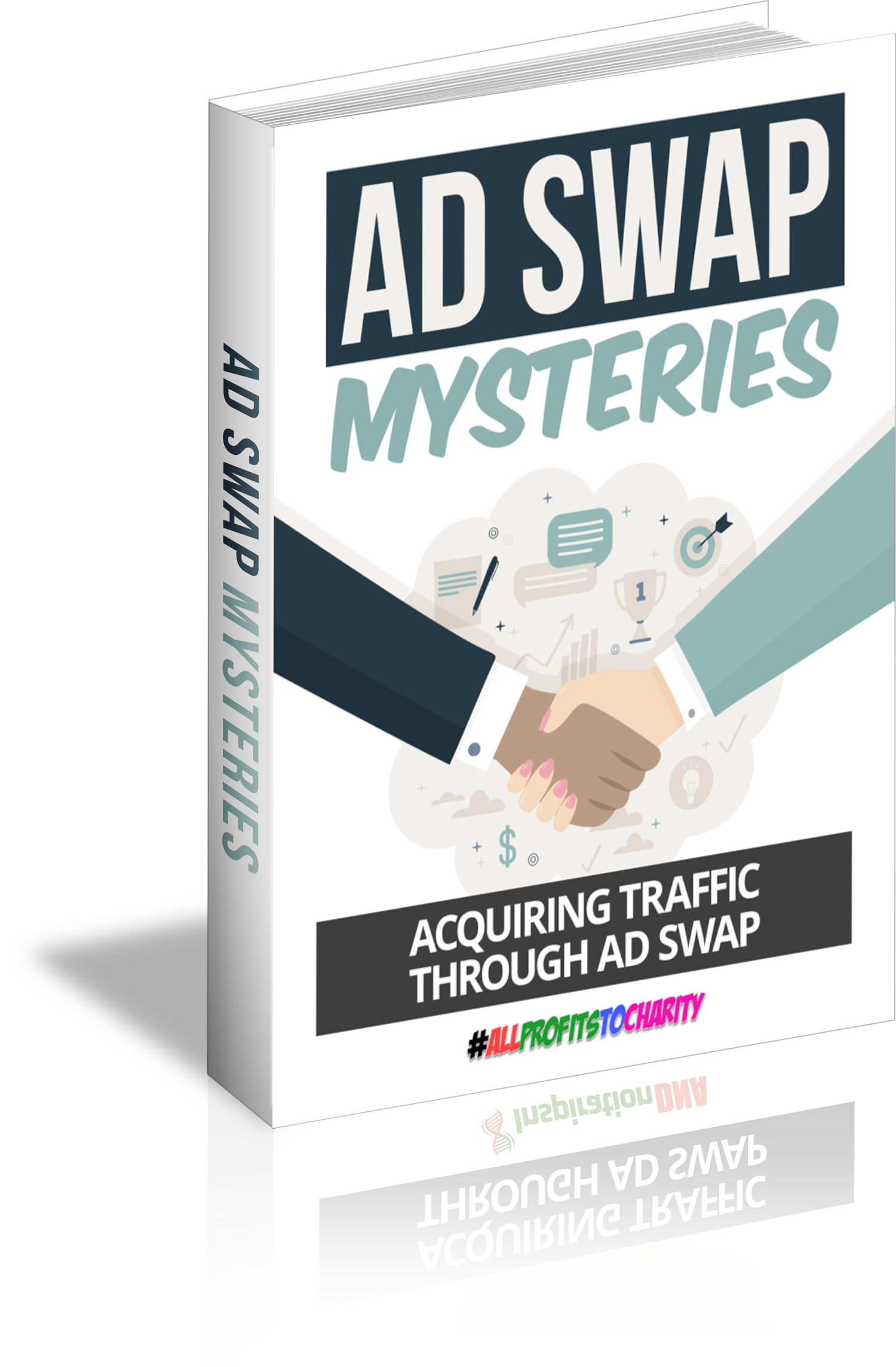 Ad Swap Mysteries cover