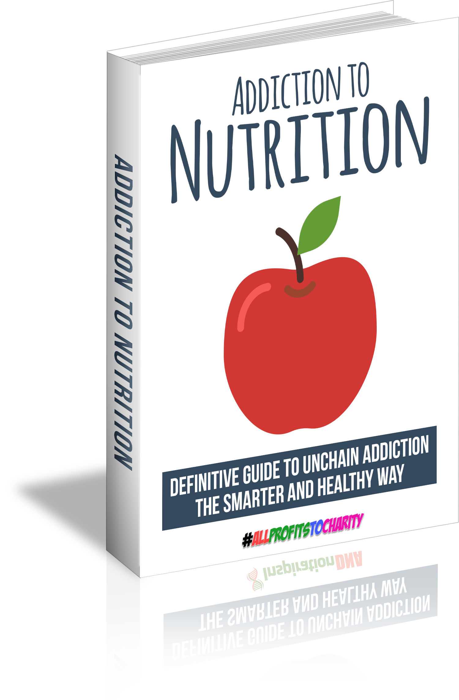 Addiction to Nutrition cover