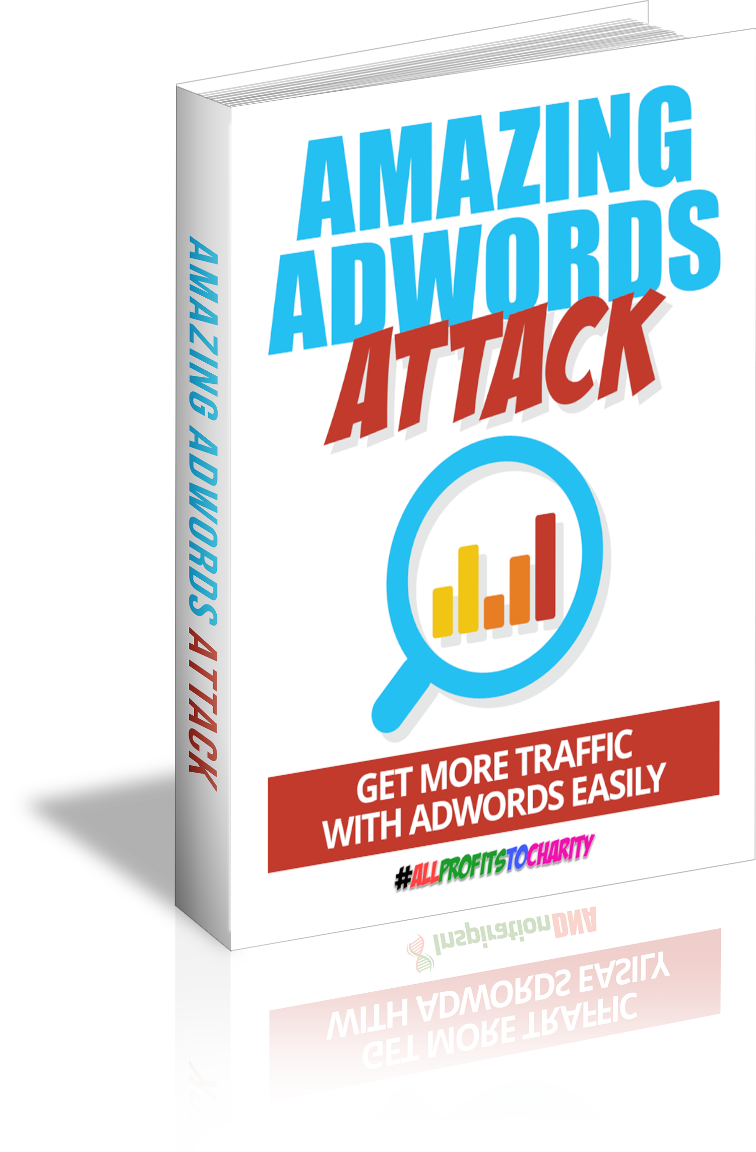 Amazing Adwords Attack cover