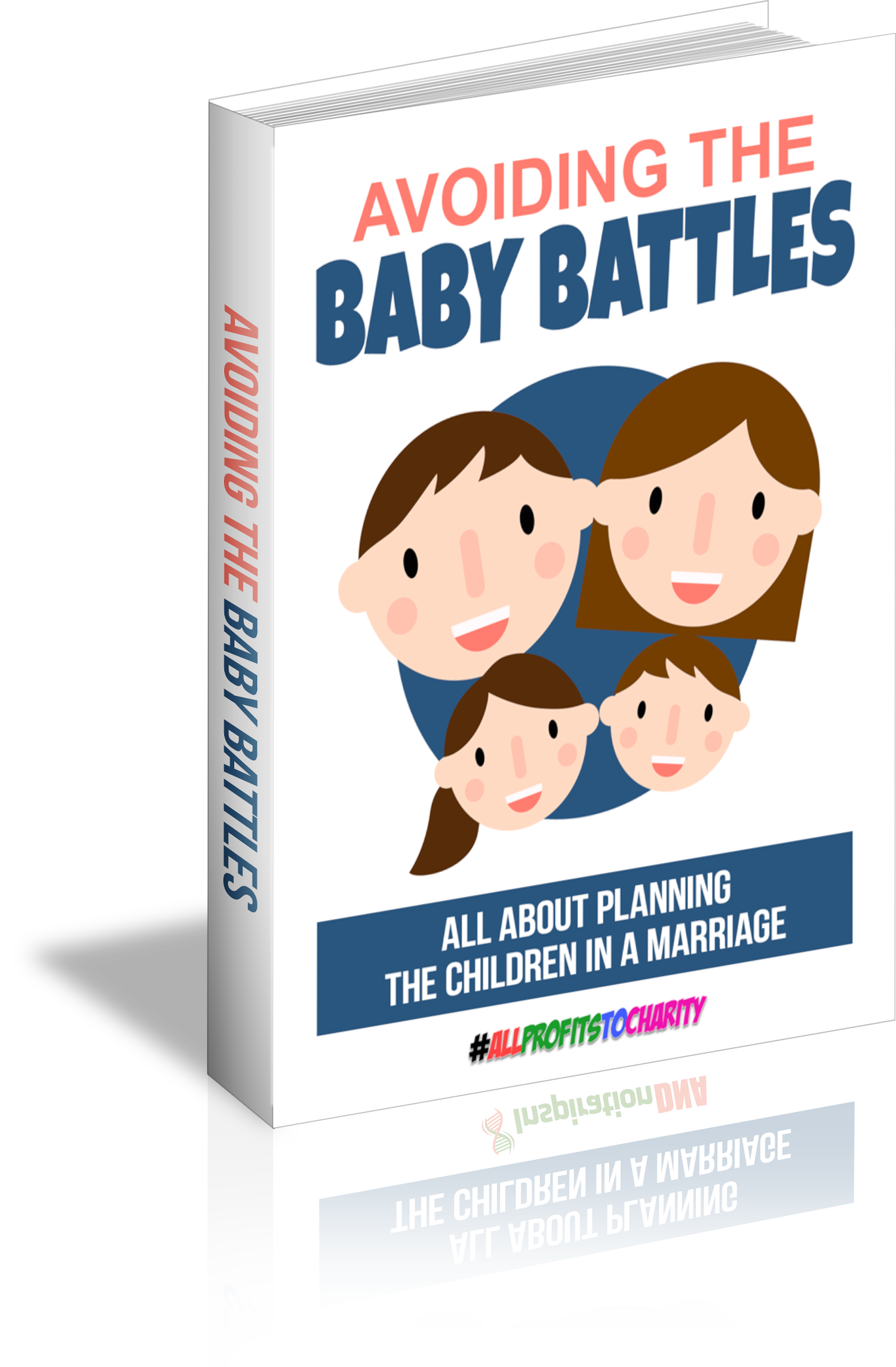 Avoiding The Baby Battles cover