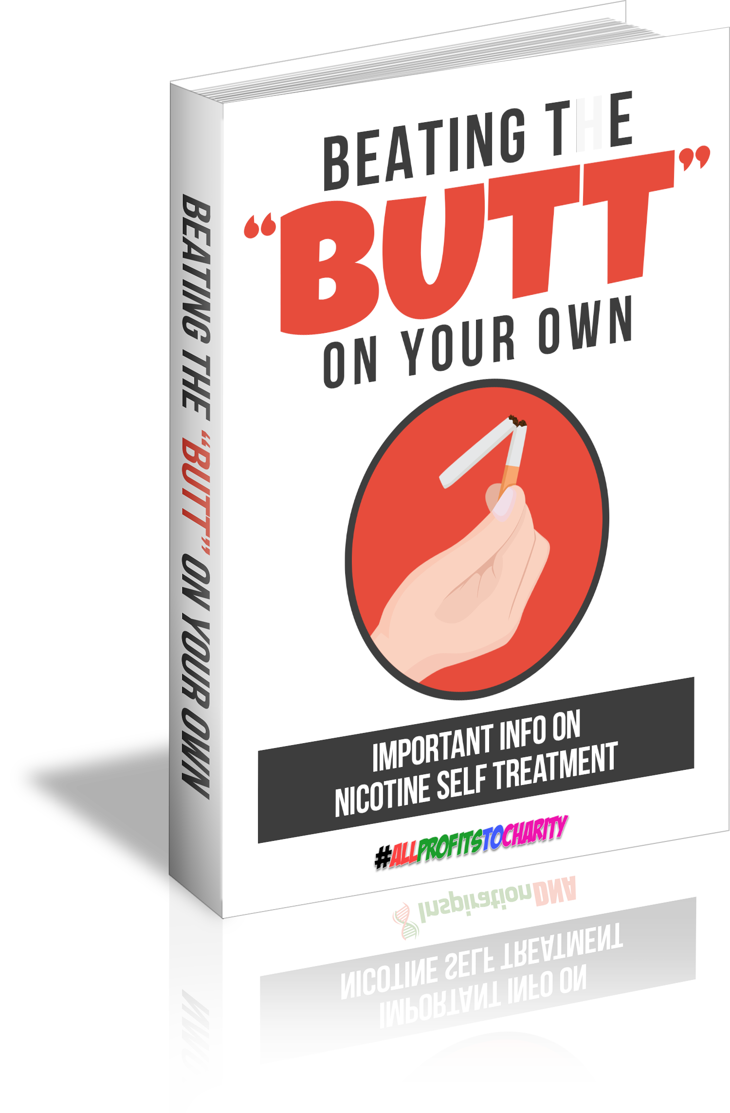 "Beating The ""Butt"" On Your Own cover"