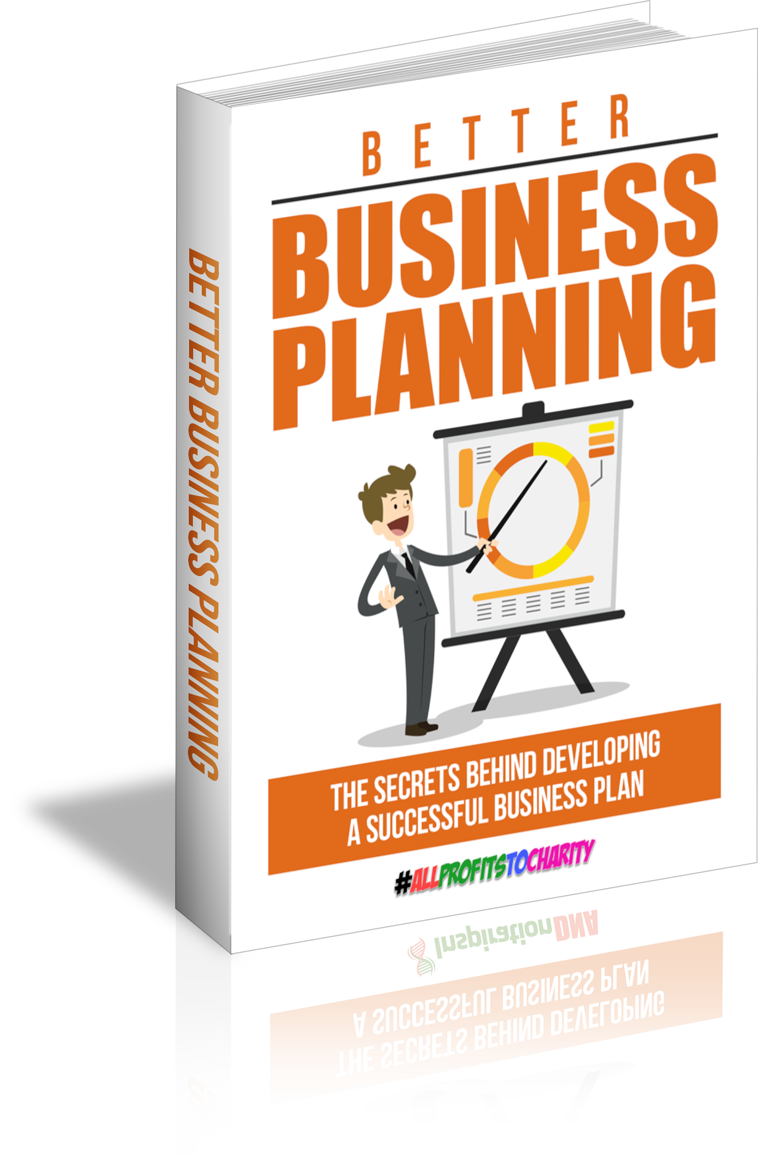 Better Business Planning cover