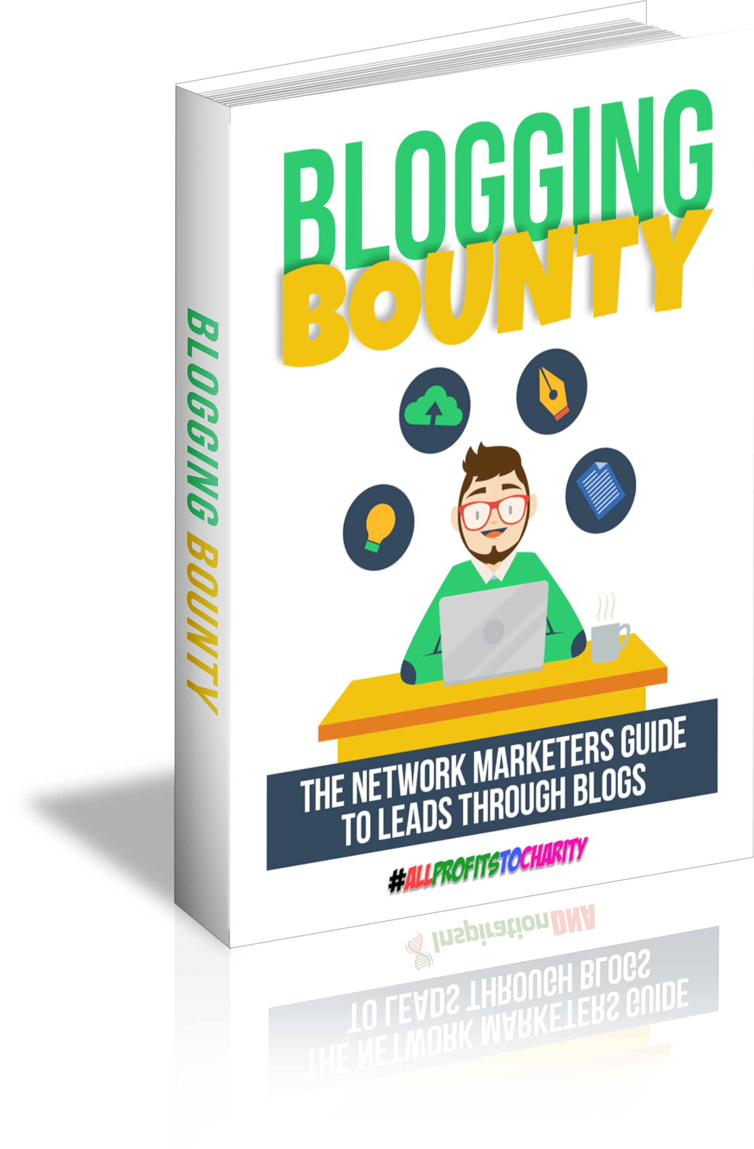 Blogging Bounty cover