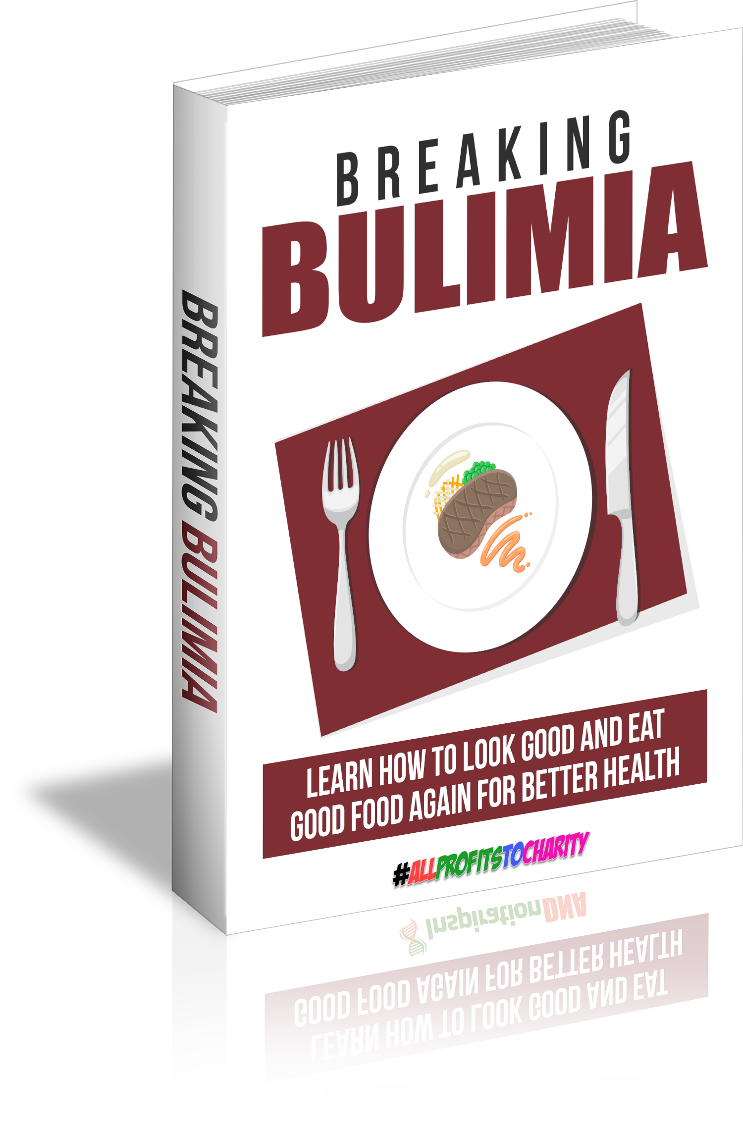 Breaking Bulimia cover