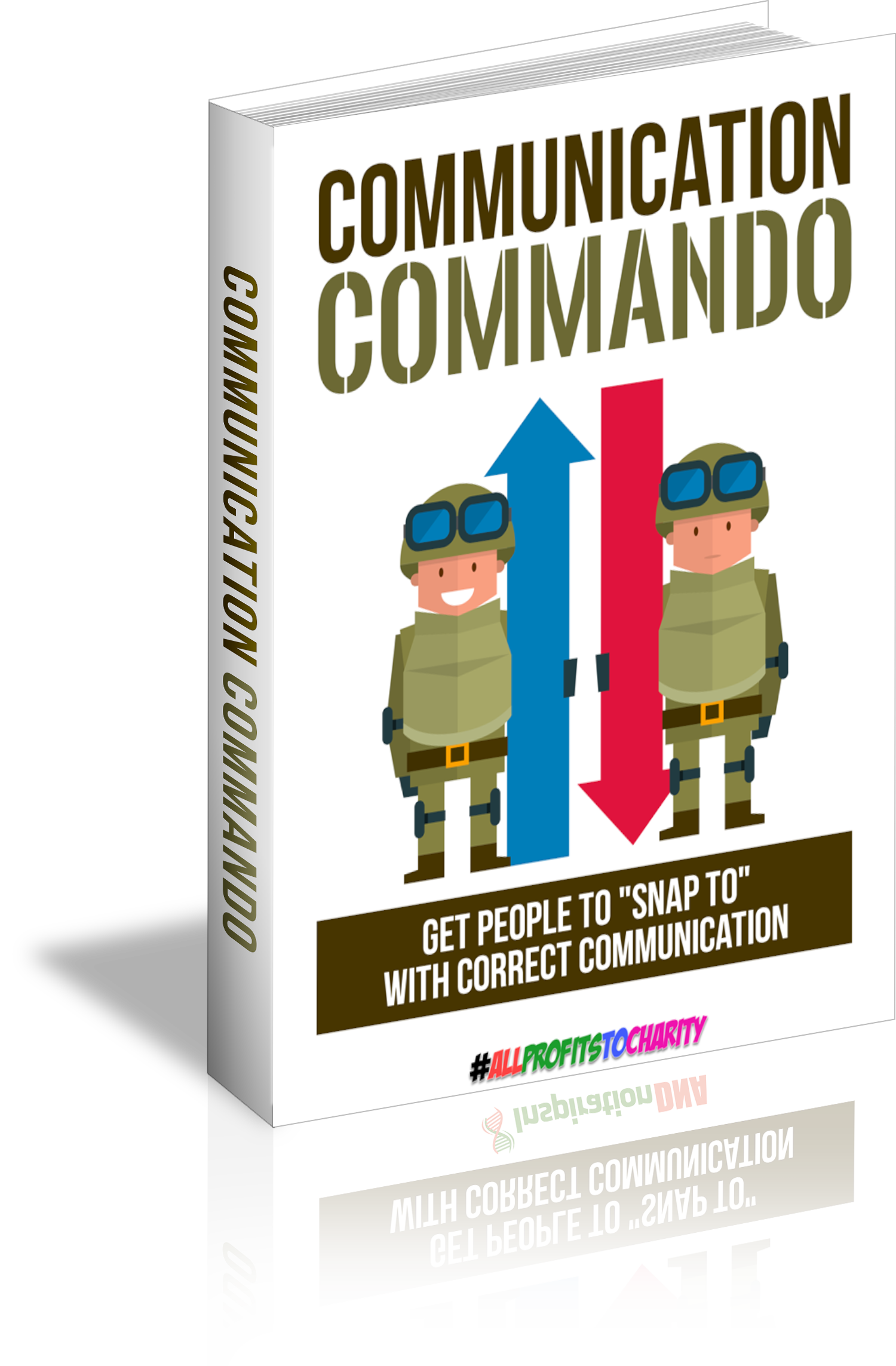 Communication Commando cover