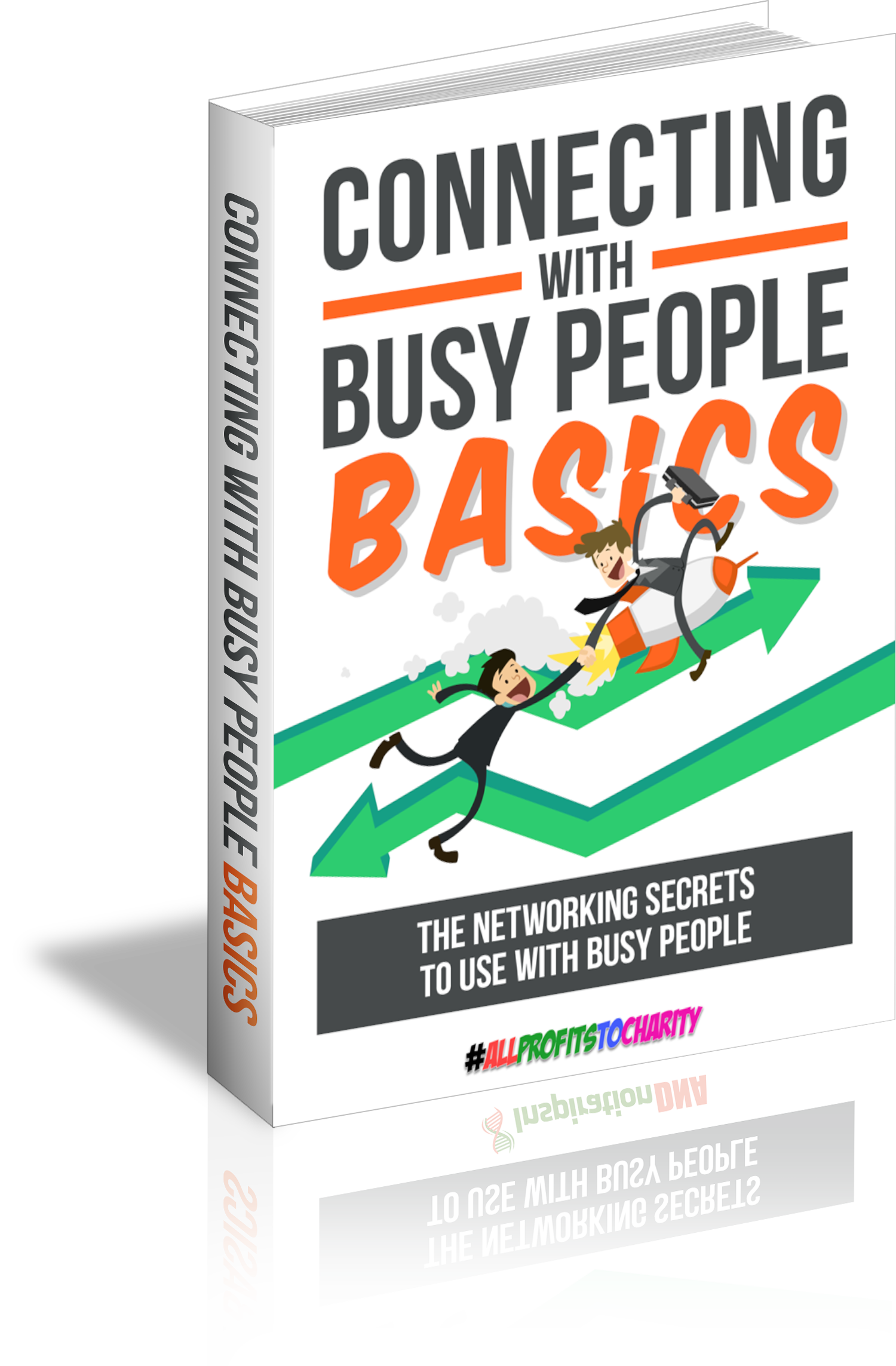 Connecting With Busy People Basics cover