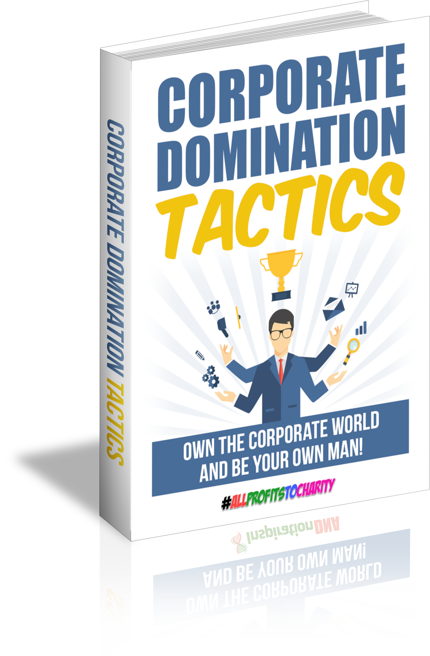 Corporate Domination Tactics cover