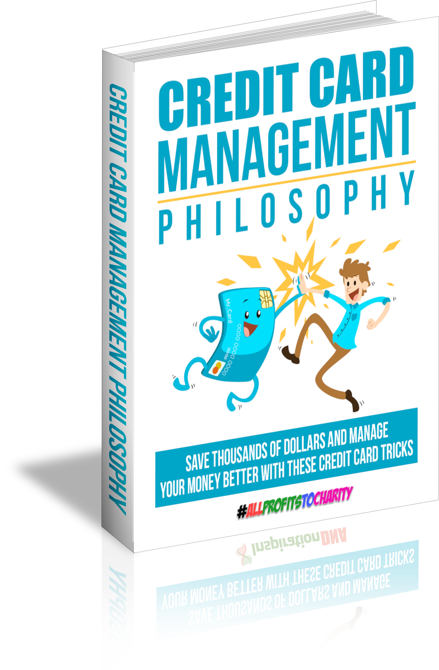 Credit Card Management Philosophy cover