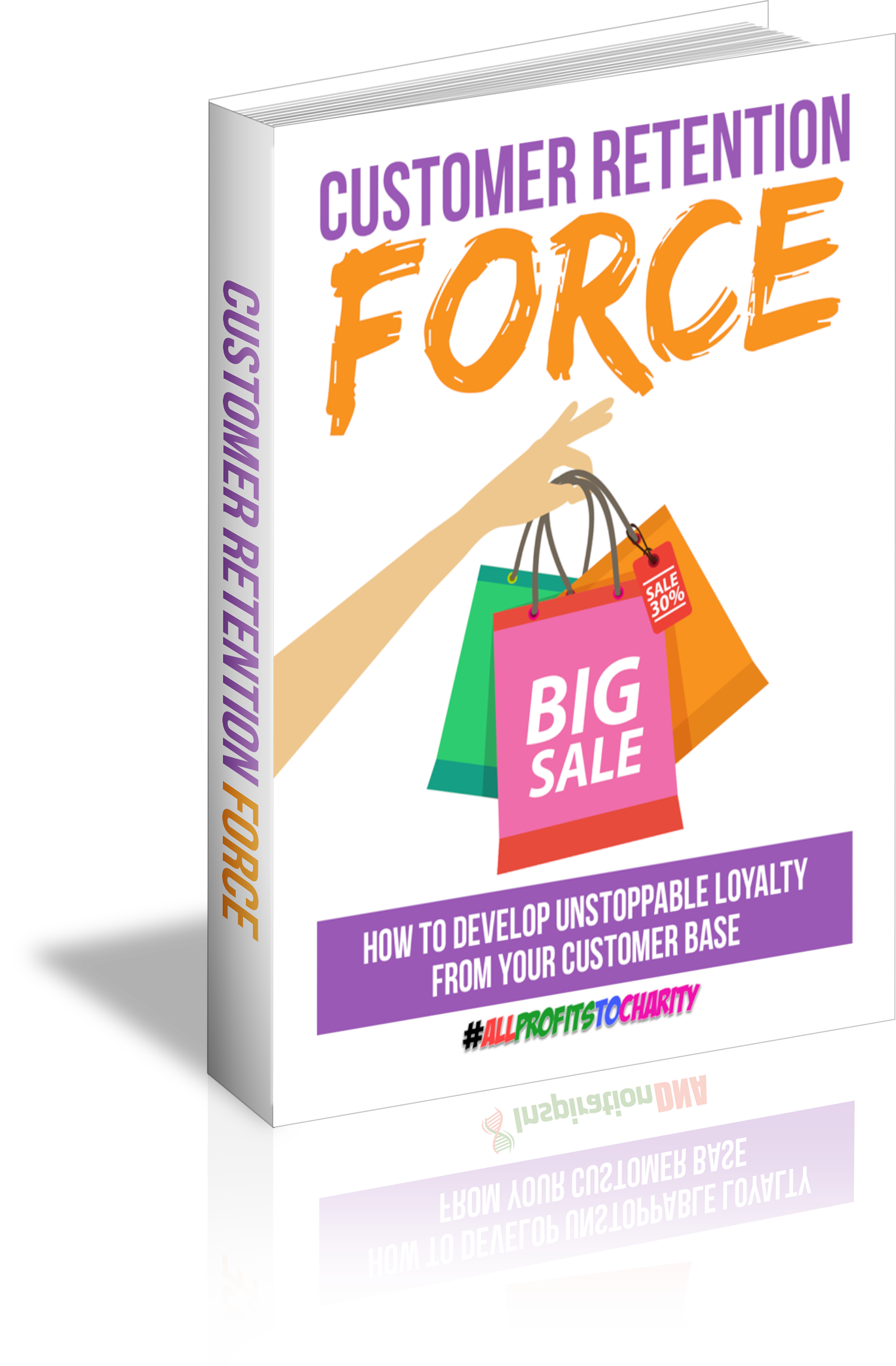 Customer Retention Force cover