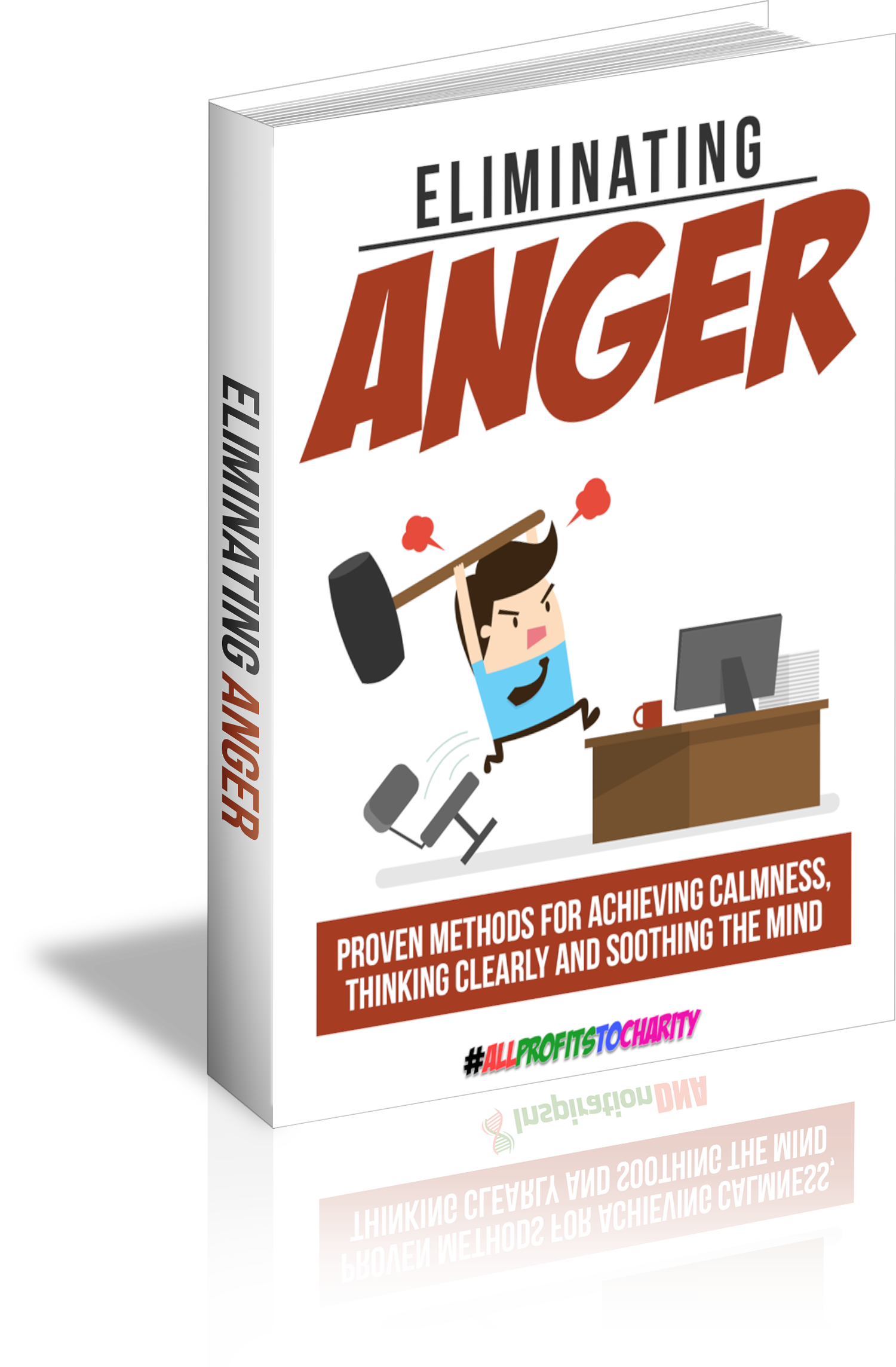 Eliminating Anger cover