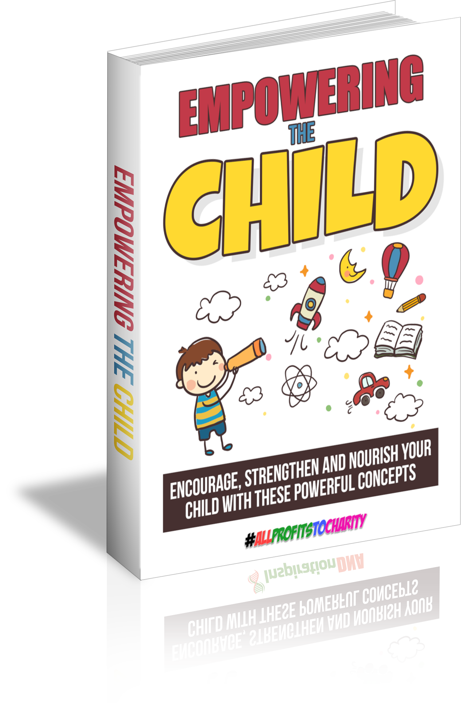 Empowering The Child cover