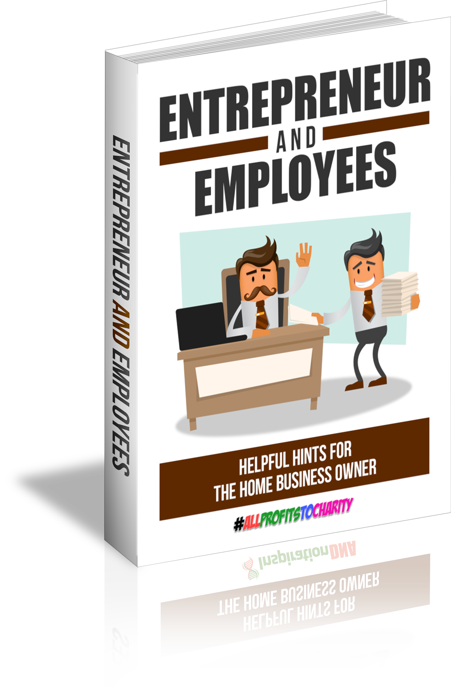 Entrepreneur And Employees cover