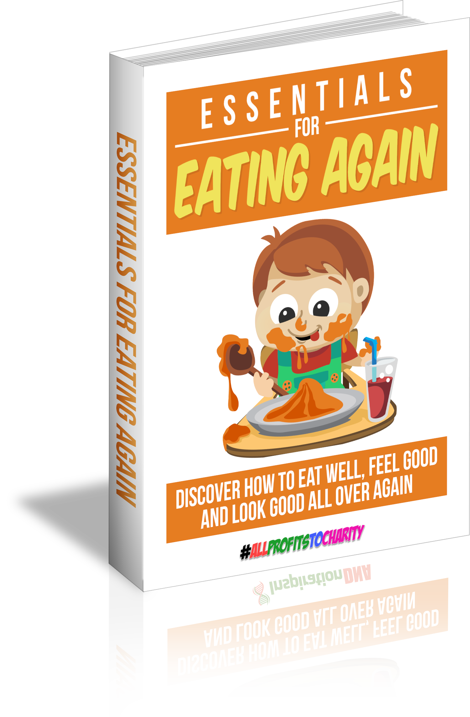 Essentials For Eating Again cover