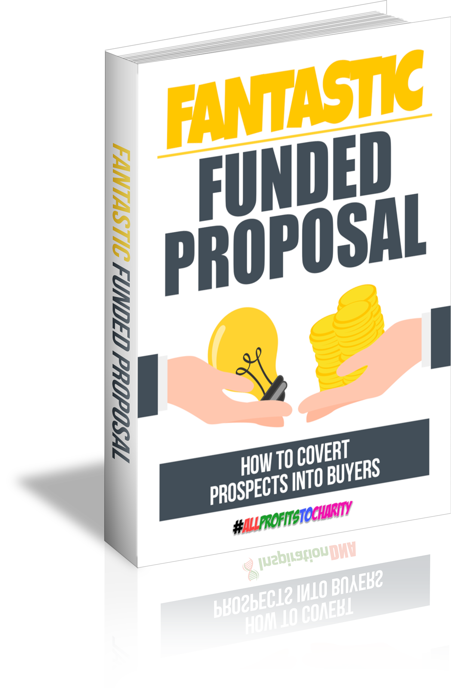 Fantastic Funded Proposal cover