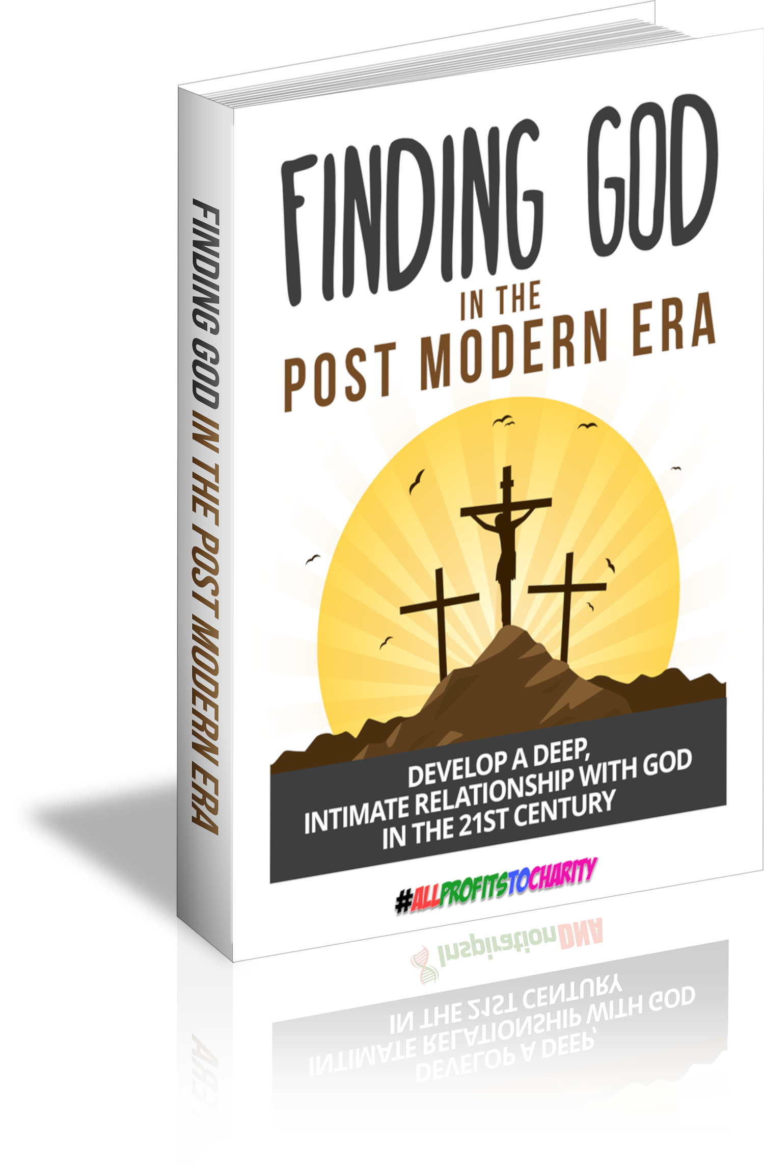 Finding God In The Post Modern Era cover