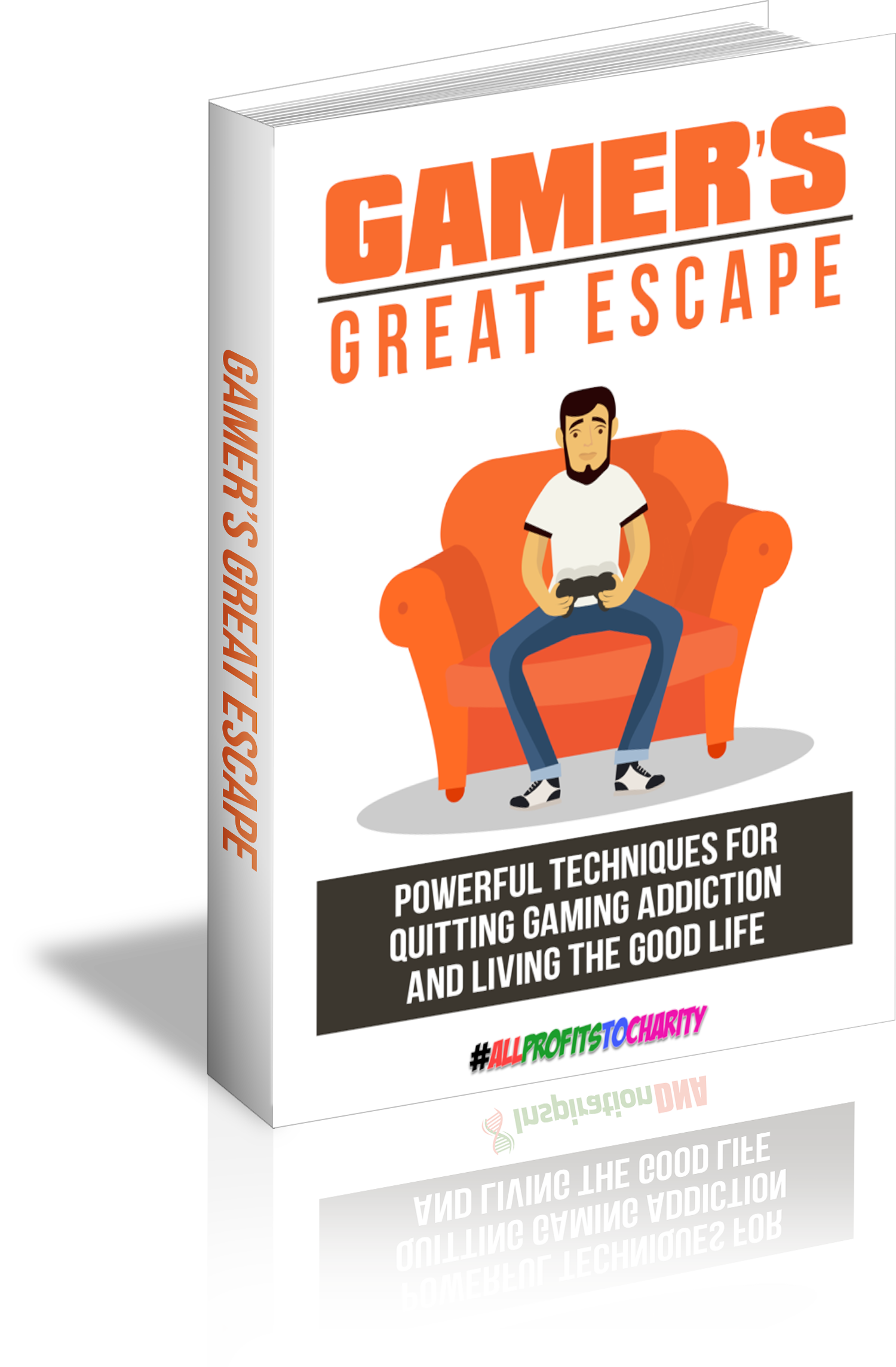 Gamer's Great Escape cover