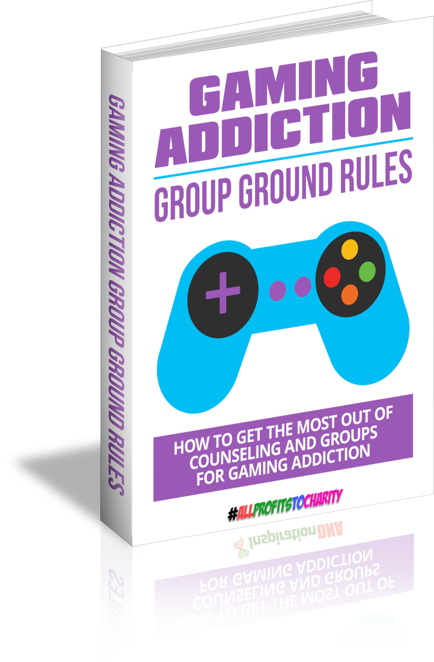 Gaming Addiction Group Ground Rules cover