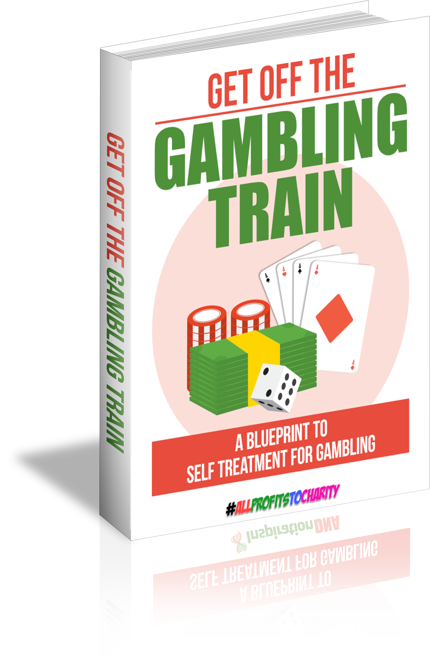 Get Off The Gambling Train cover