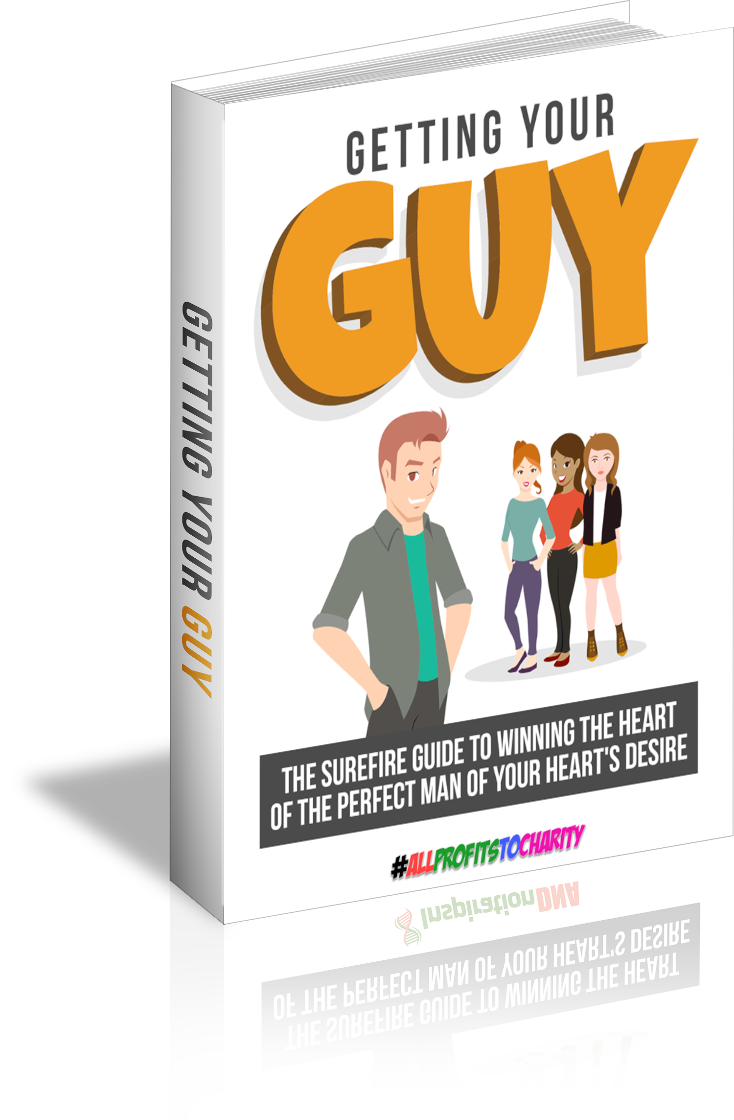 Getting Your Guy cover