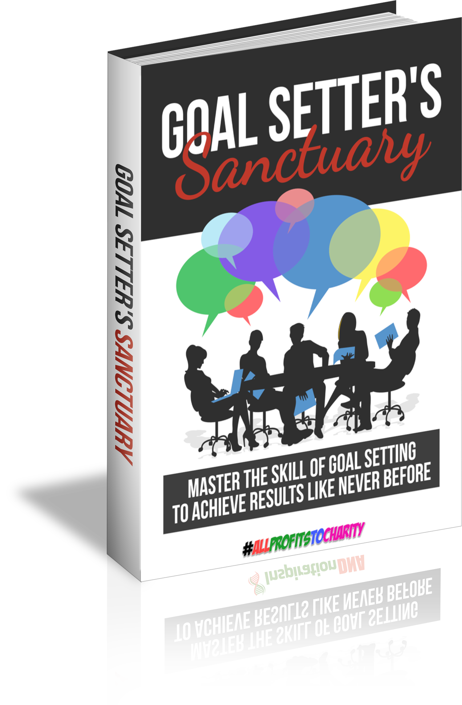 Goal Setter's Sanctuary cover