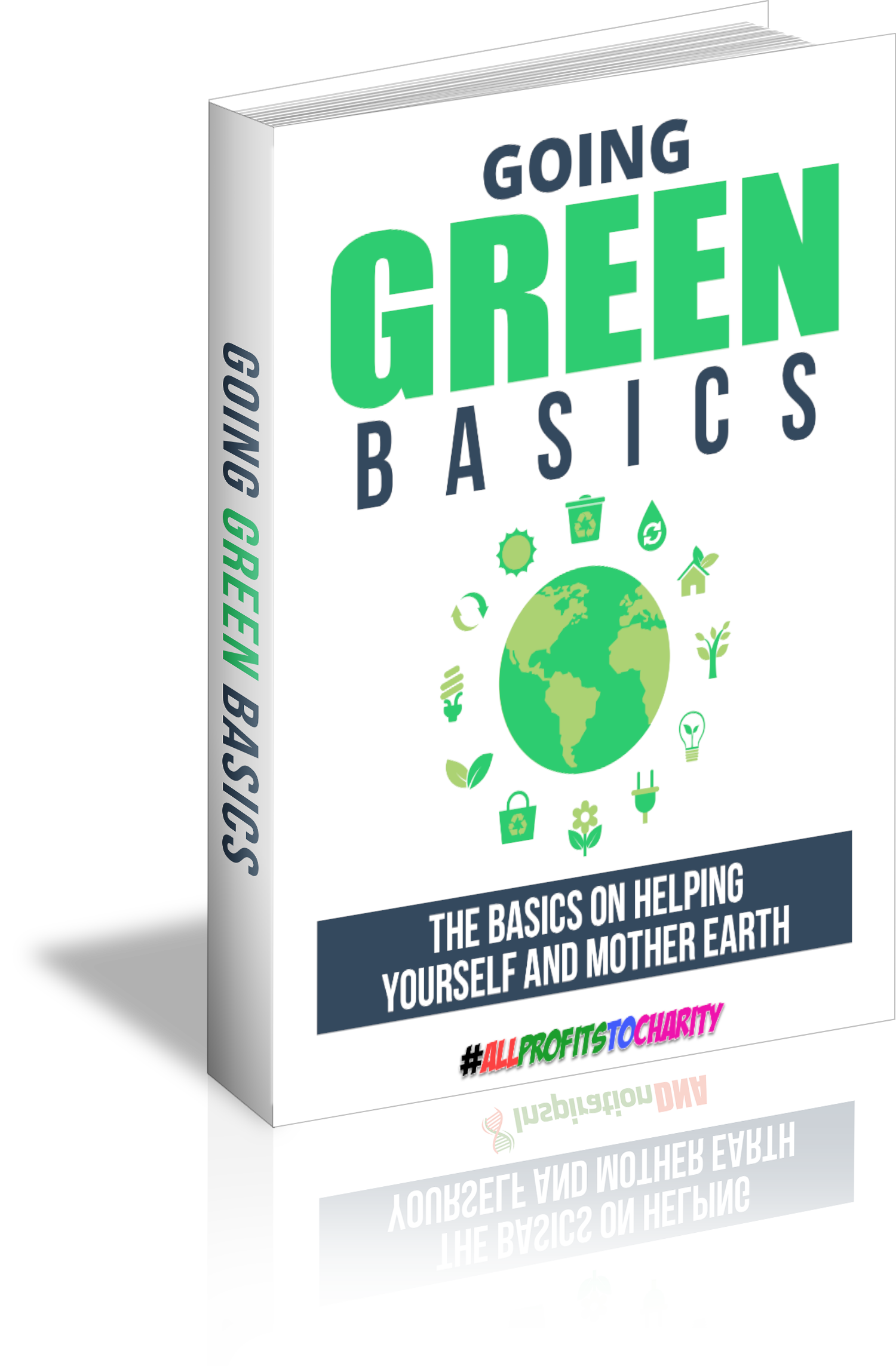 Going Green Basics cover