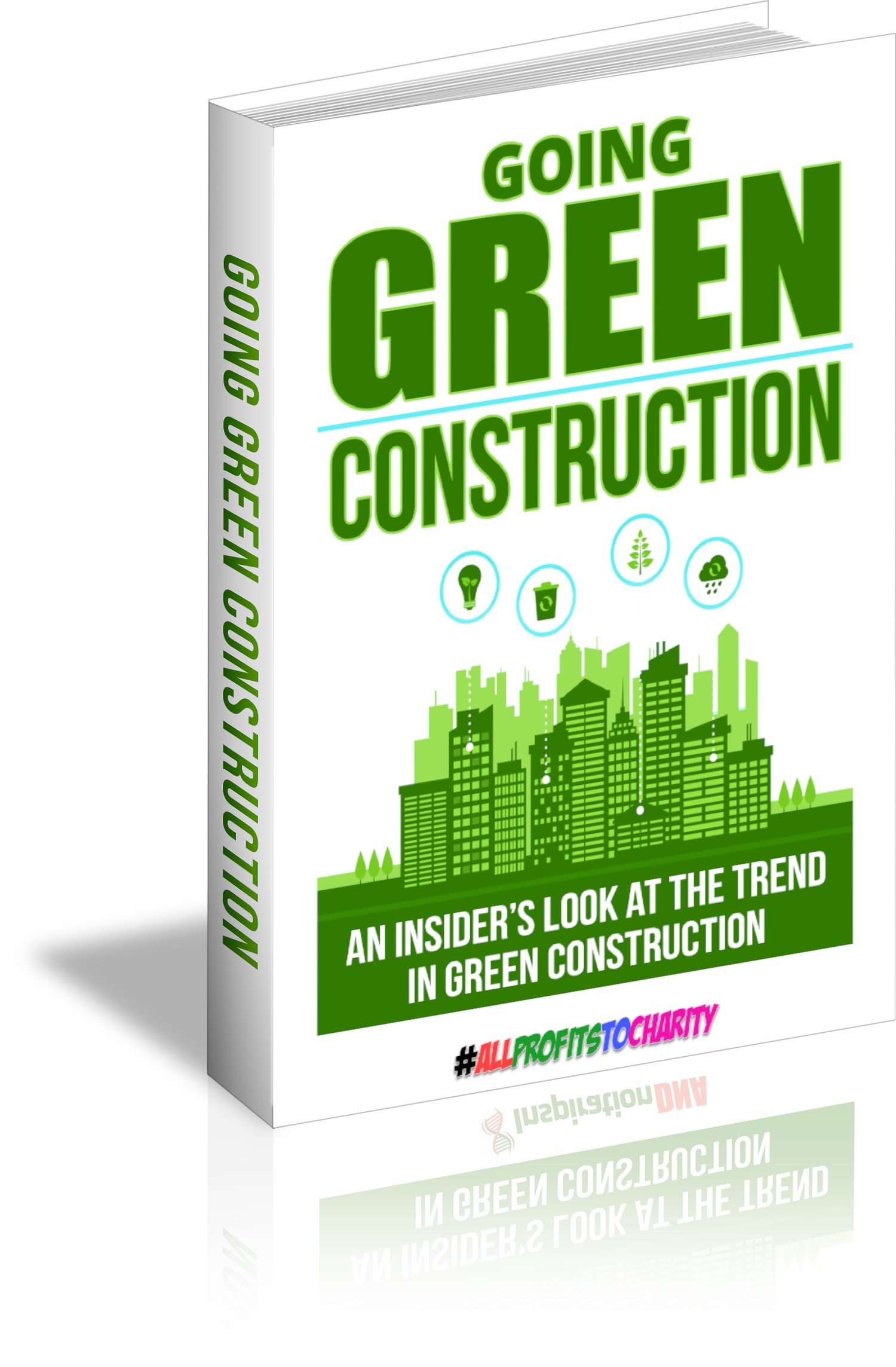 Going Green Construction cover