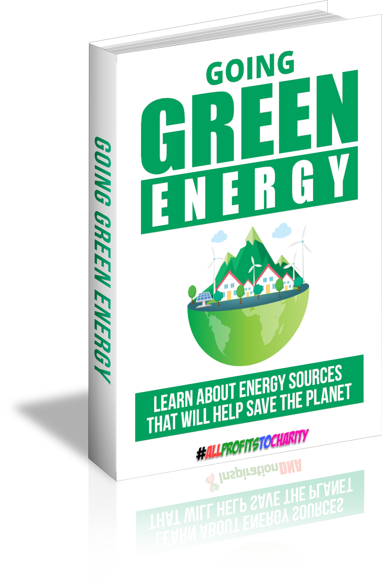 Going Green ENERGY cover