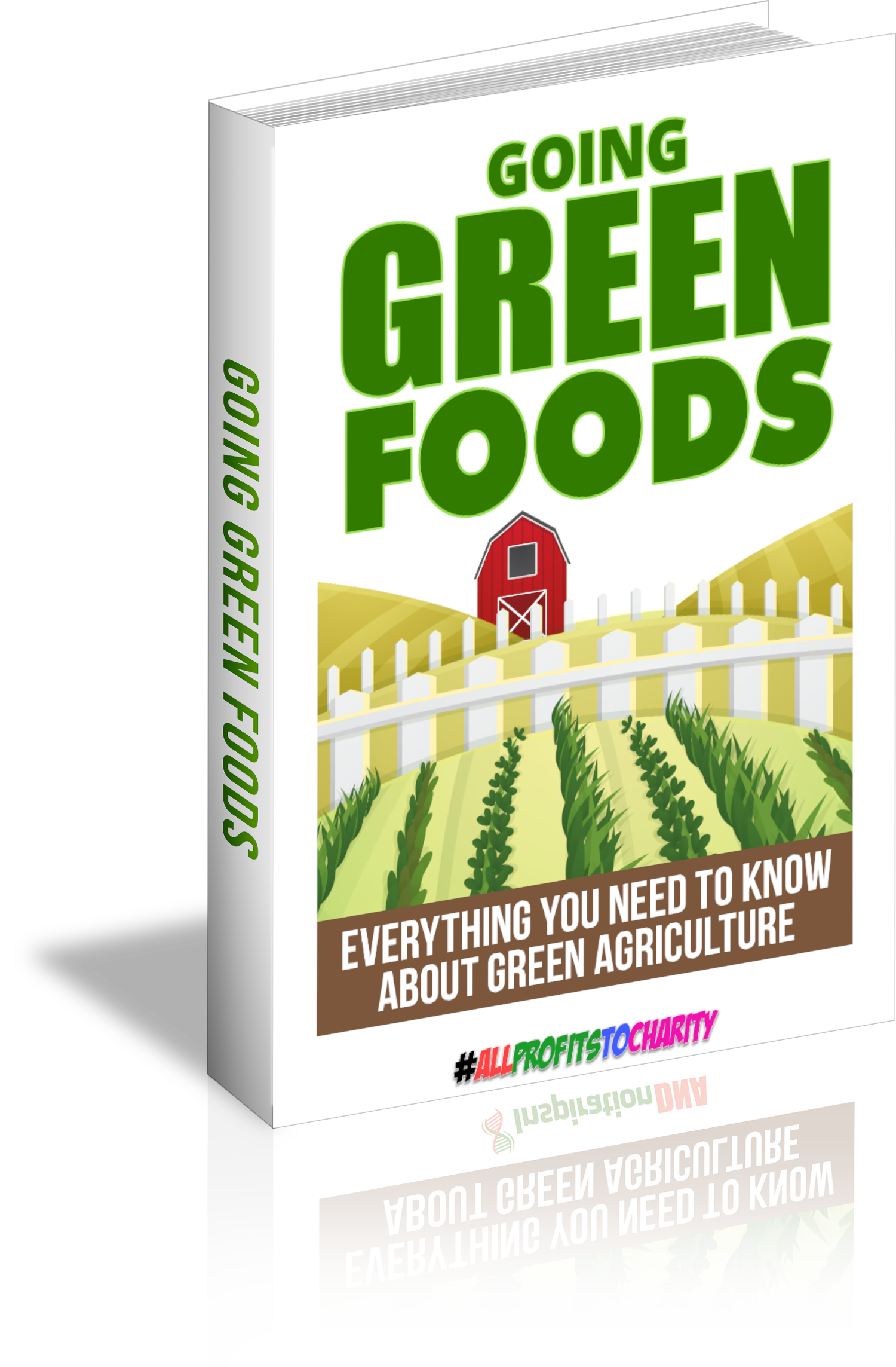 Going Green foods cover
