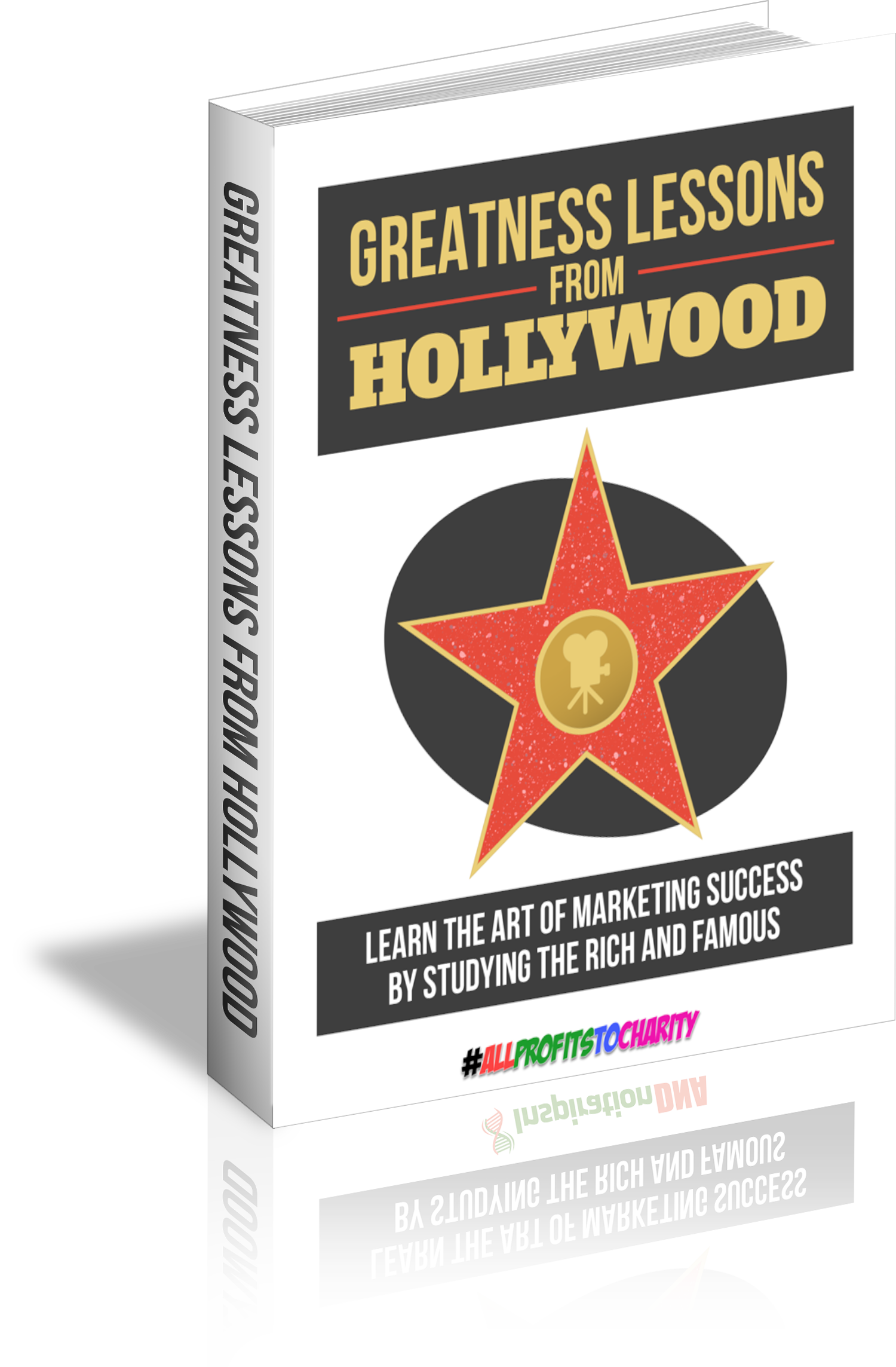 Greatness Lessons From Hollywood cover