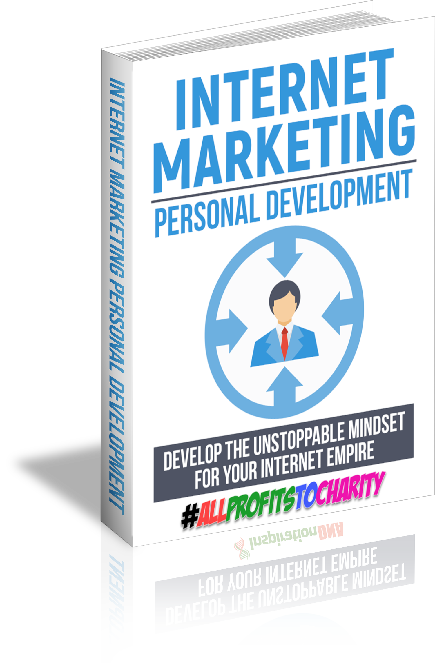 Internet Marketing Personal Development cover