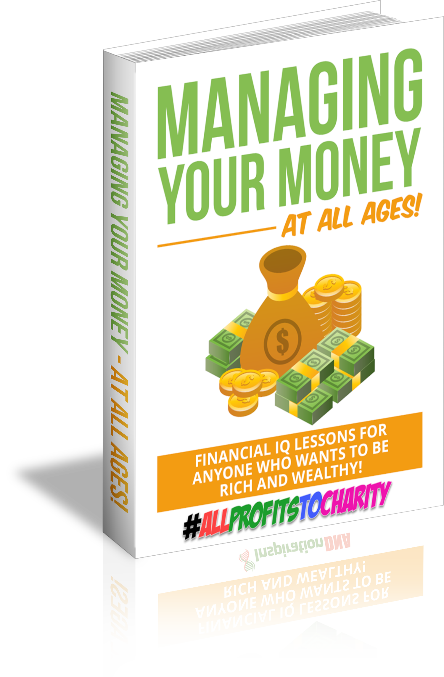 Managing Your Money At All Ages! cover