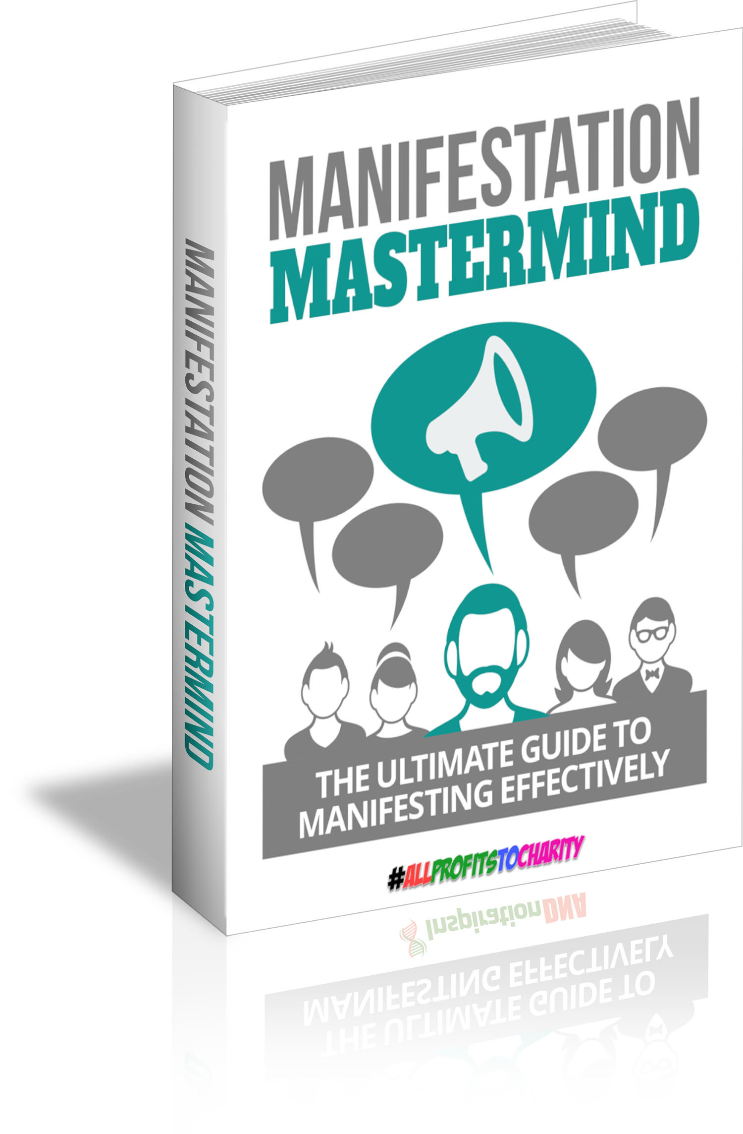 Manifestation Mastermind cover