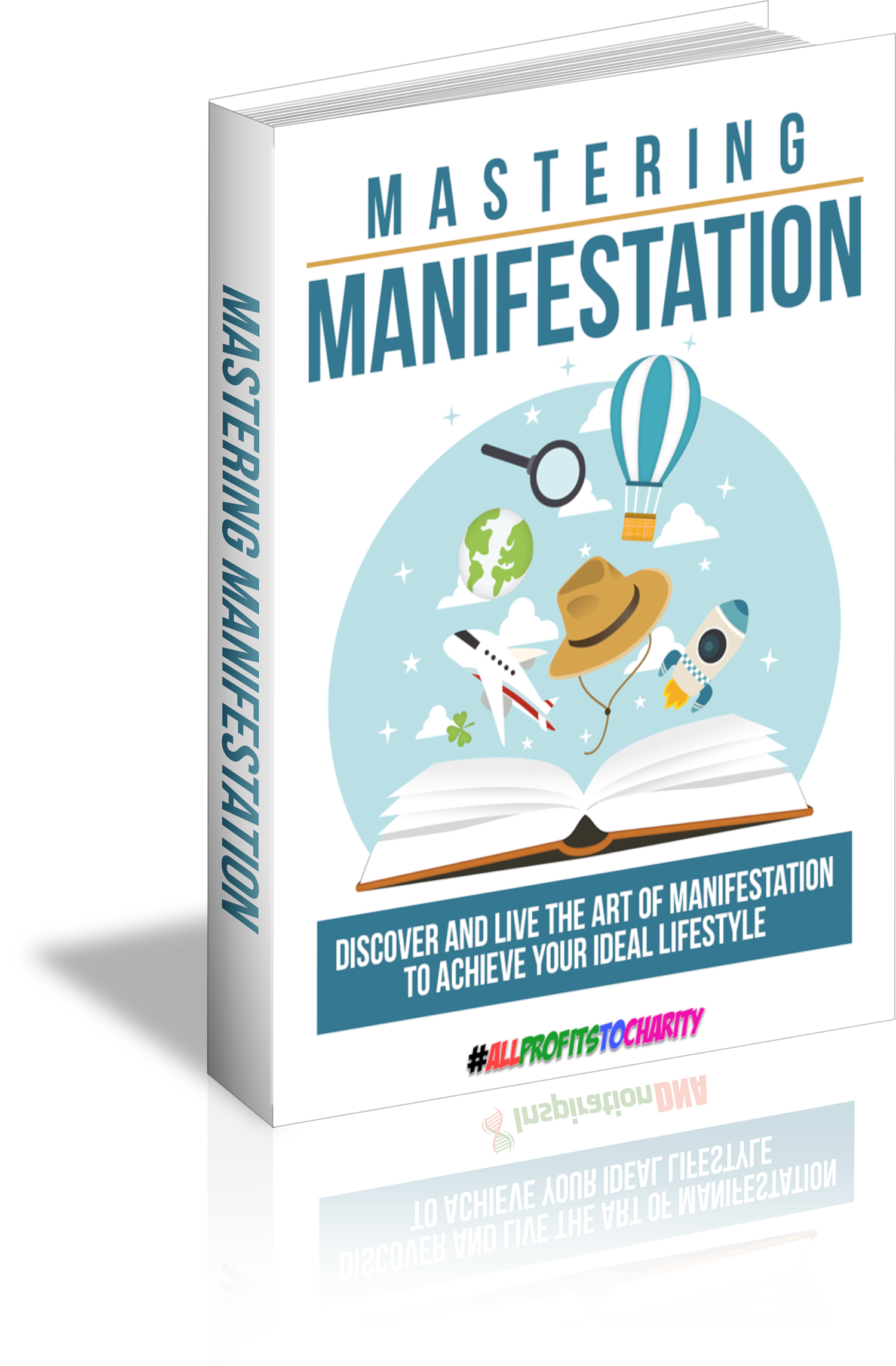 Mastering Manifestation cover