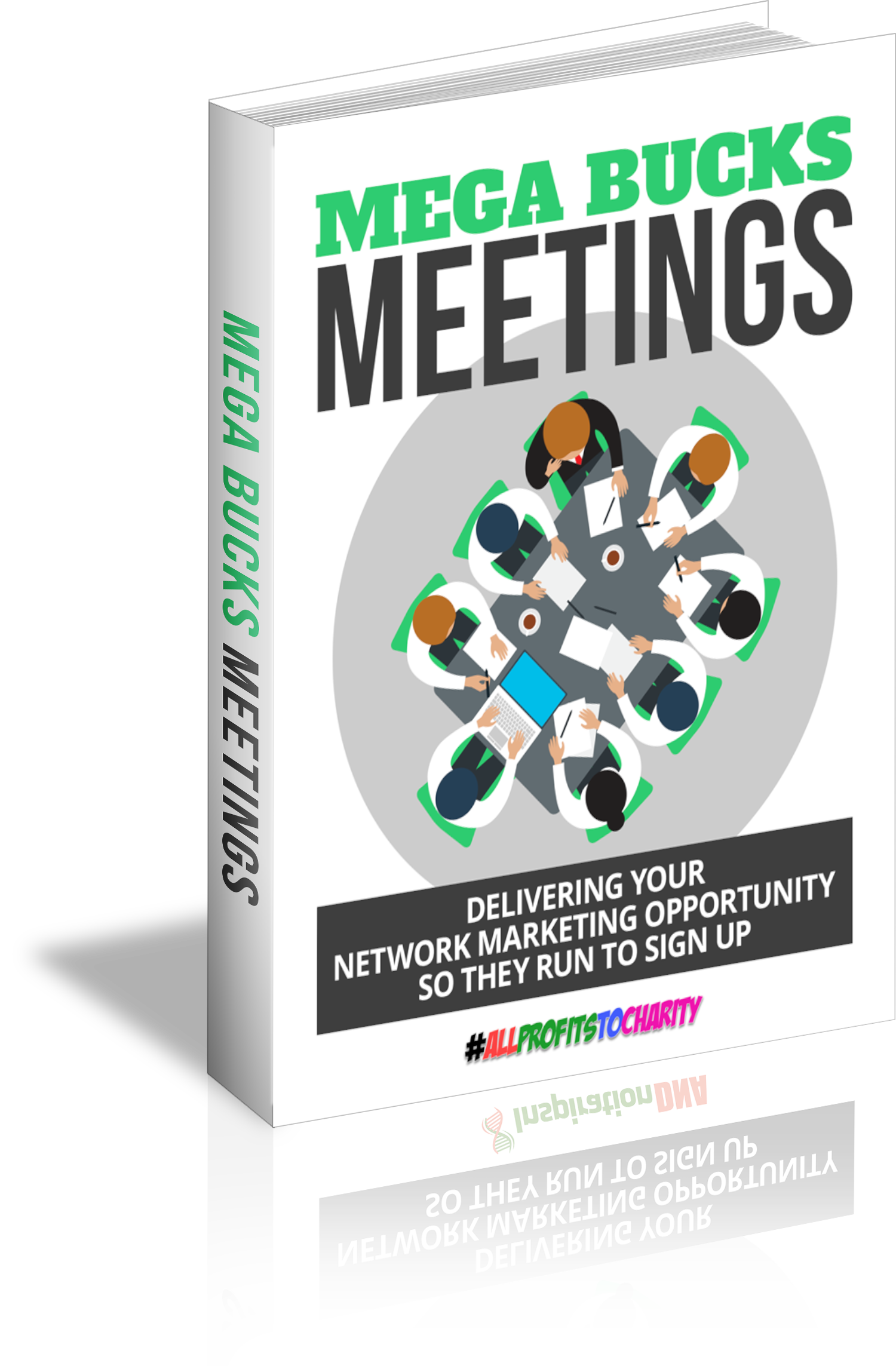 Mega Bucks Meetings cover