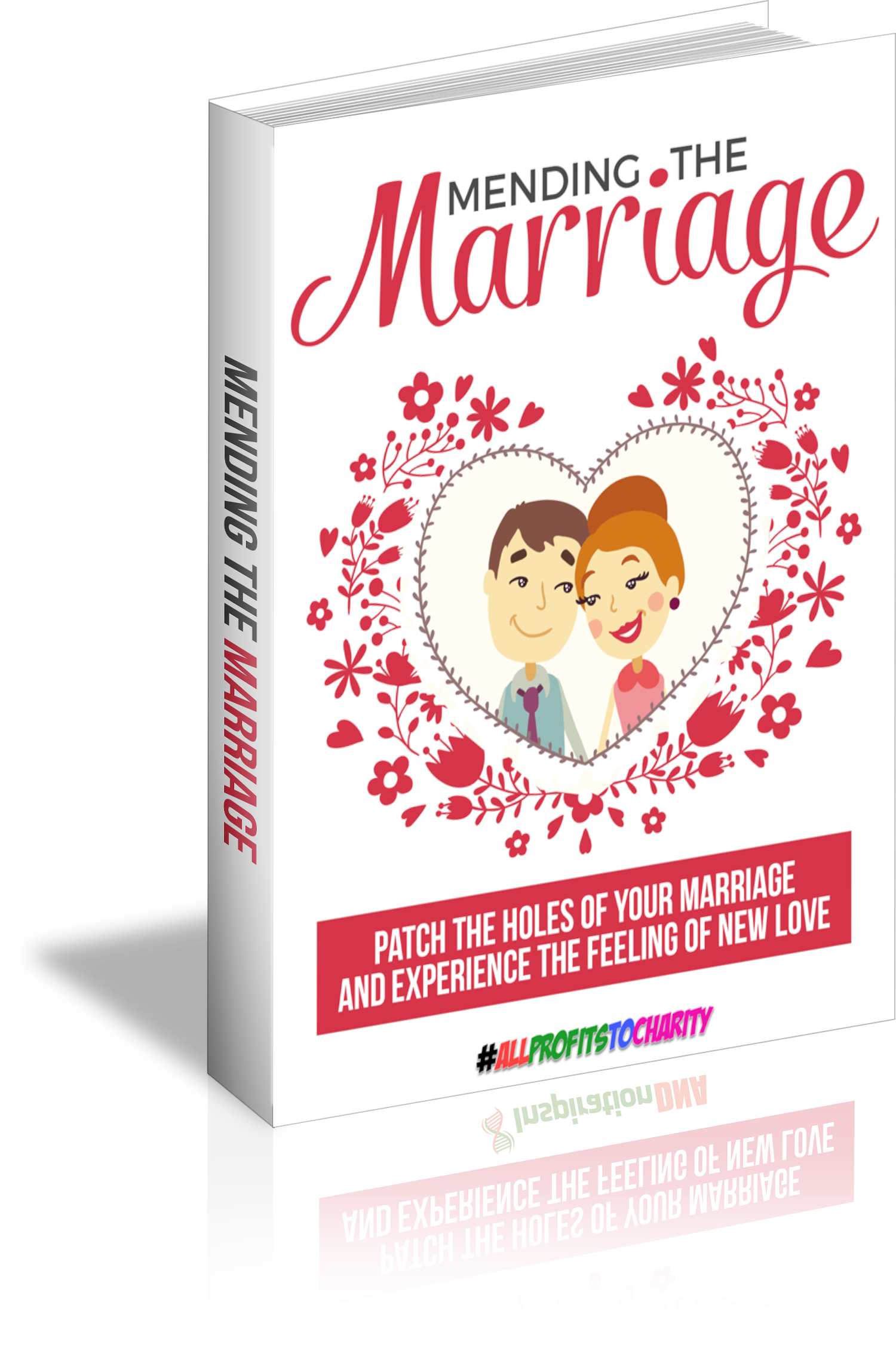 Mending The Marriage cover