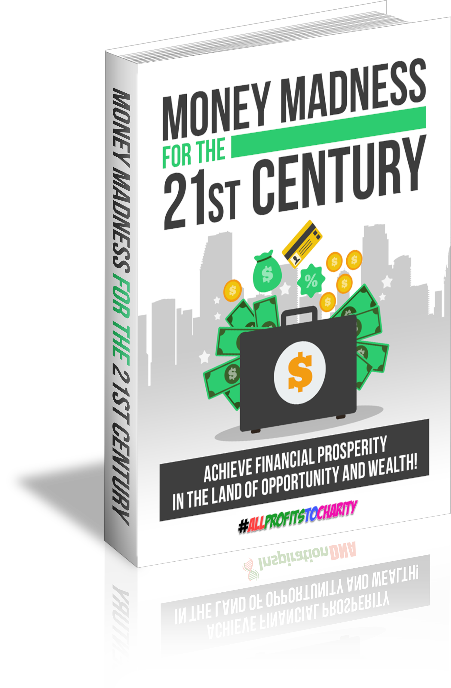 Money Madness For The 21st Century cover